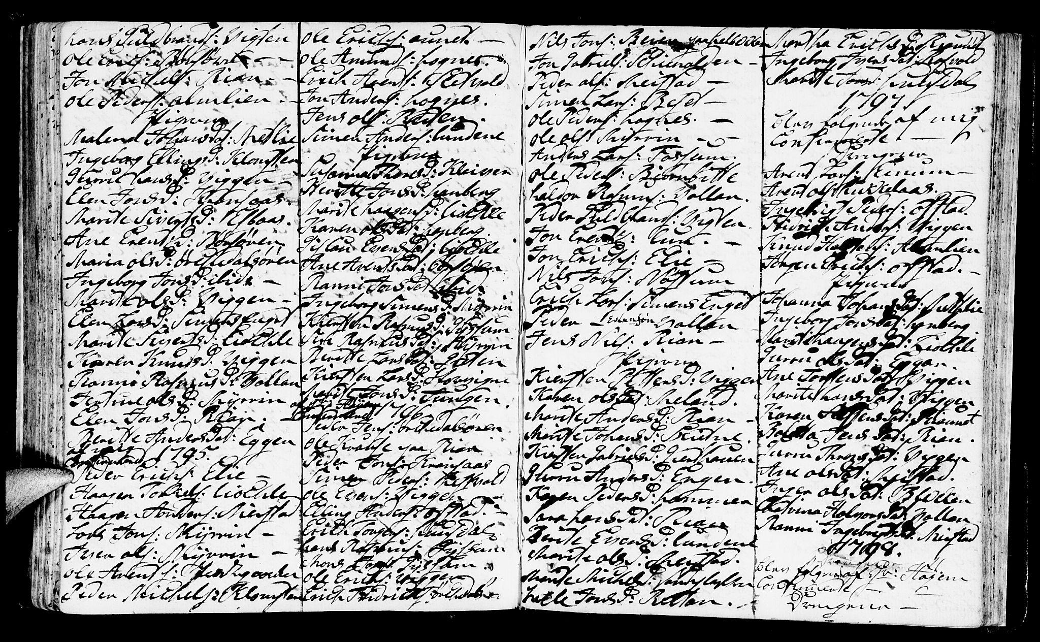 SAT, Ministerialprotokoller, klokkerbøker og fødselsregistre - Sør-Trøndelag, 665/L0768: Ministerialbok nr. 665A03, 1754-1803, s. 118