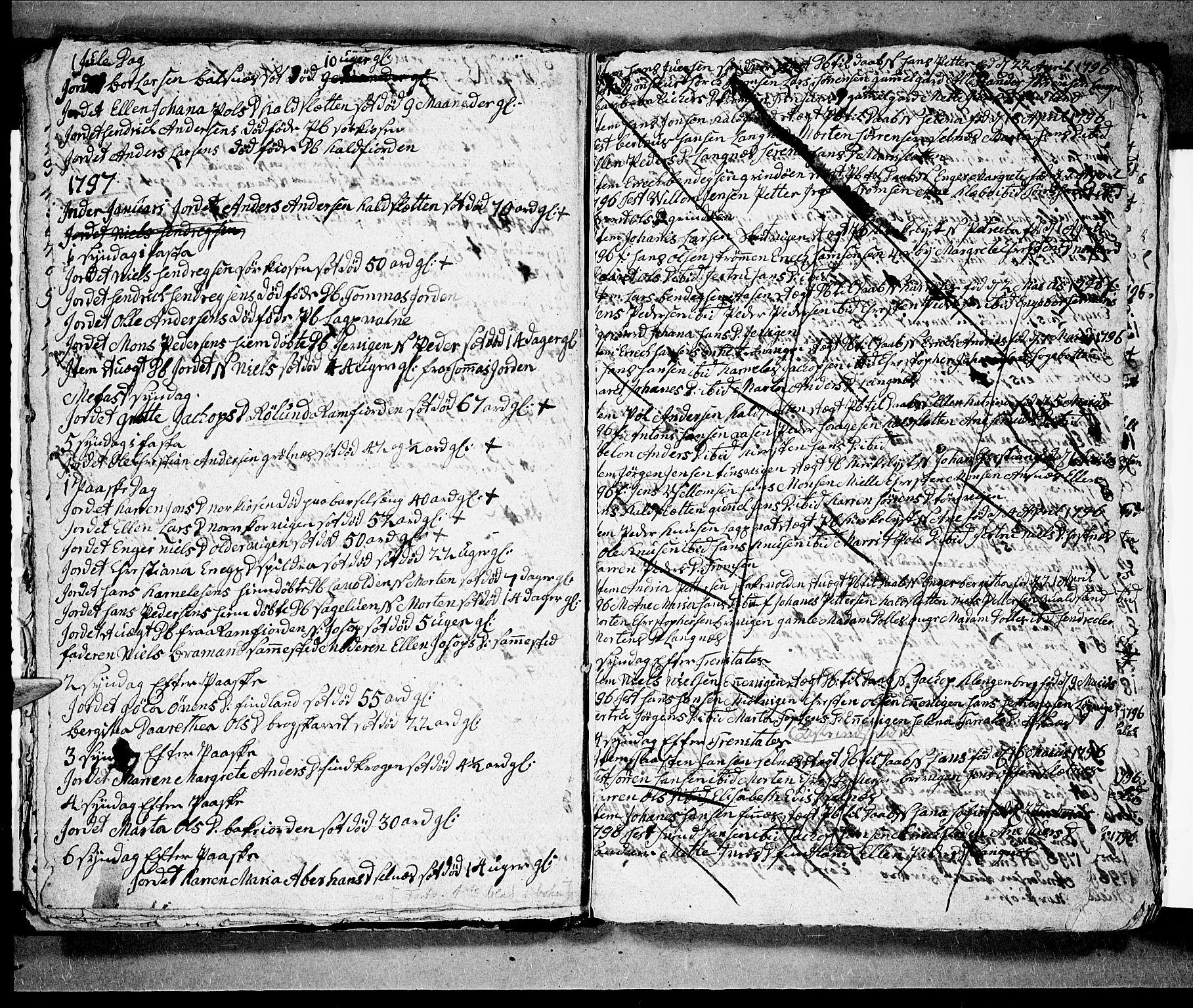 SATØ, Tromsø sokneprestkontor/stiftsprosti/domprosti, G/Ga/L0005kirke: Ministerialbok nr. 5, 1796-1808, s. 11