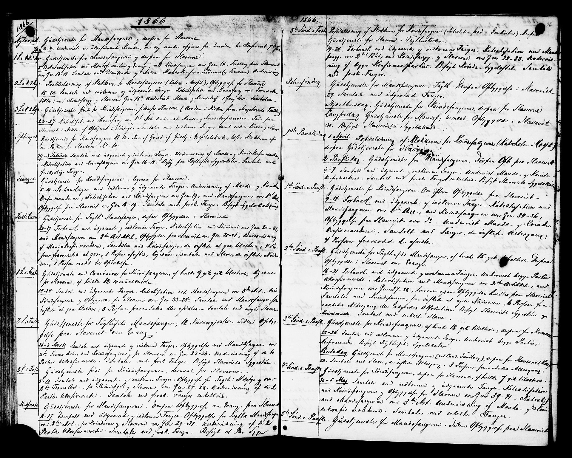 SAT, Ministerialprotokoller, klokkerbøker og fødselsregistre - Sør-Trøndelag, 624/L0481: Ministerialbok nr. 624A02, 1841-1869, s. 56