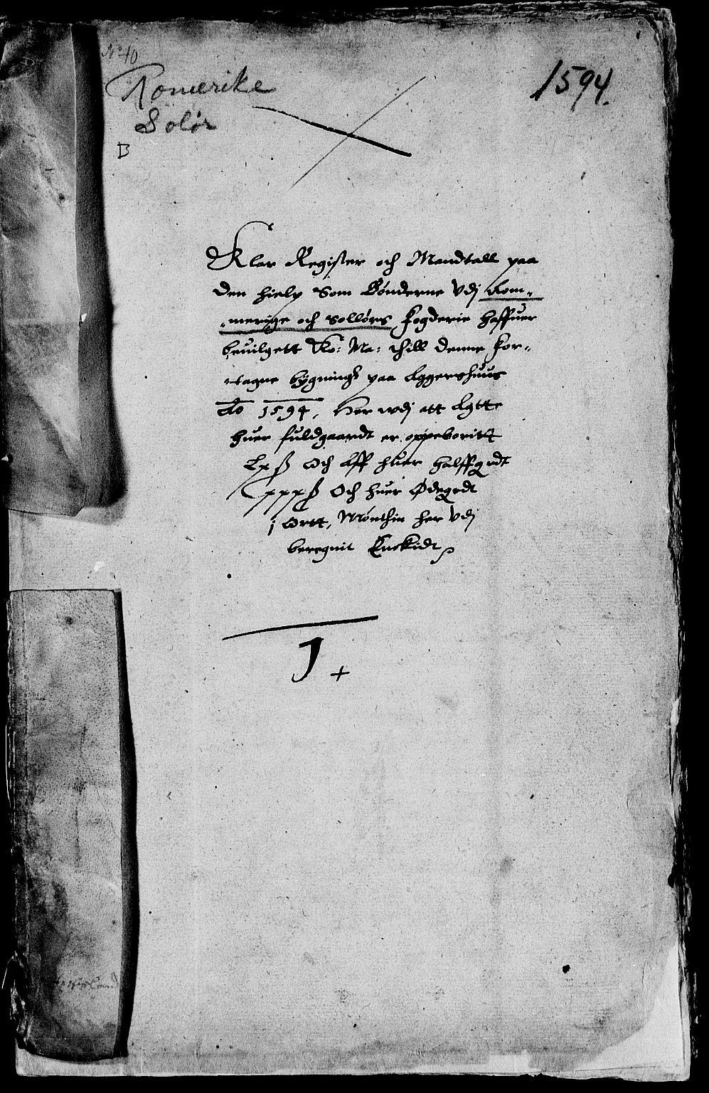 RA, Rentekammeret inntil 1814, Reviderte regnskaper, Lensregnskaper, R/Rb/Rba/L0007: Akershus len, 1588-1597