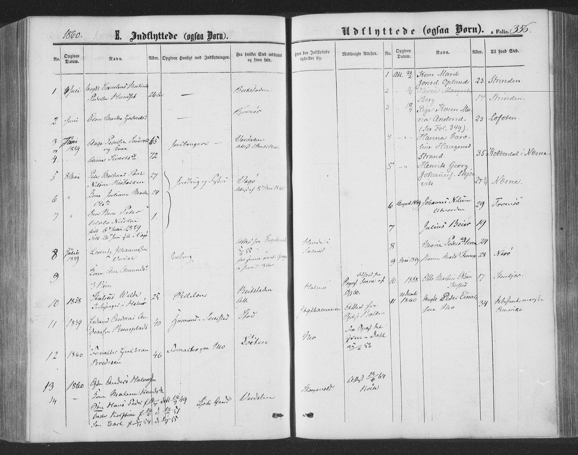 SAT, Ministerialprotokoller, klokkerbøker og fødselsregistre - Nord-Trøndelag, 773/L0615: Ministerialbok nr. 773A06, 1857-1870, s. 356