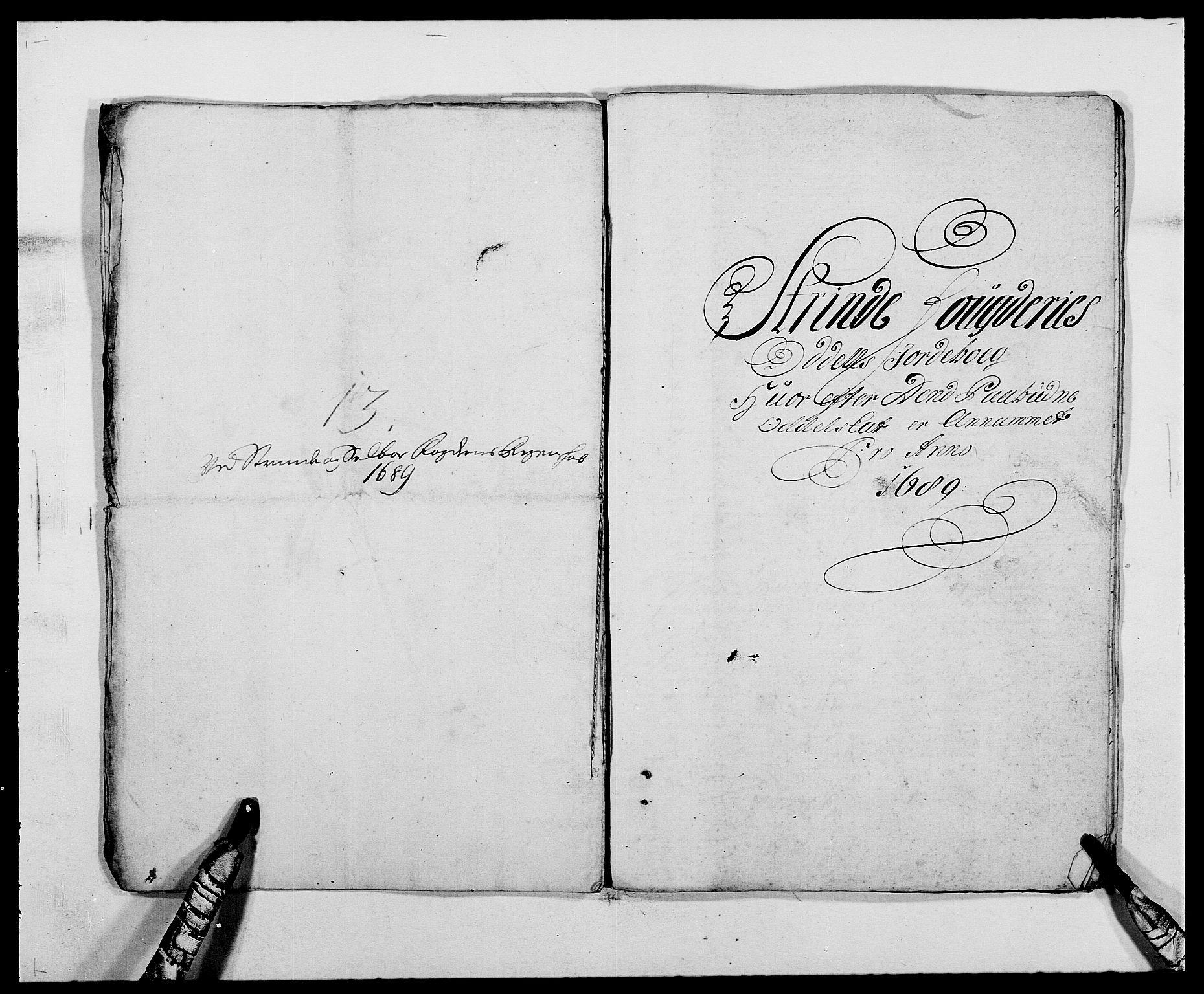 RA, Rentekammeret inntil 1814, Reviderte regnskaper, Fogderegnskap, R61/L4102: Fogderegnskap Strinda og Selbu, 1689-1690, s. 78