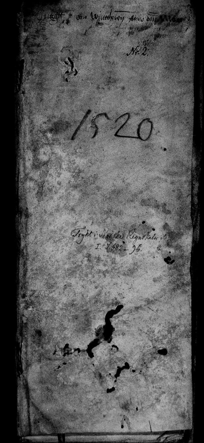 RA, Rentekammeret inntil 1814, Reviderte regnskaper, Lensregnskaper, R/Ra/L0008: Bergenhus len, 1520-1521