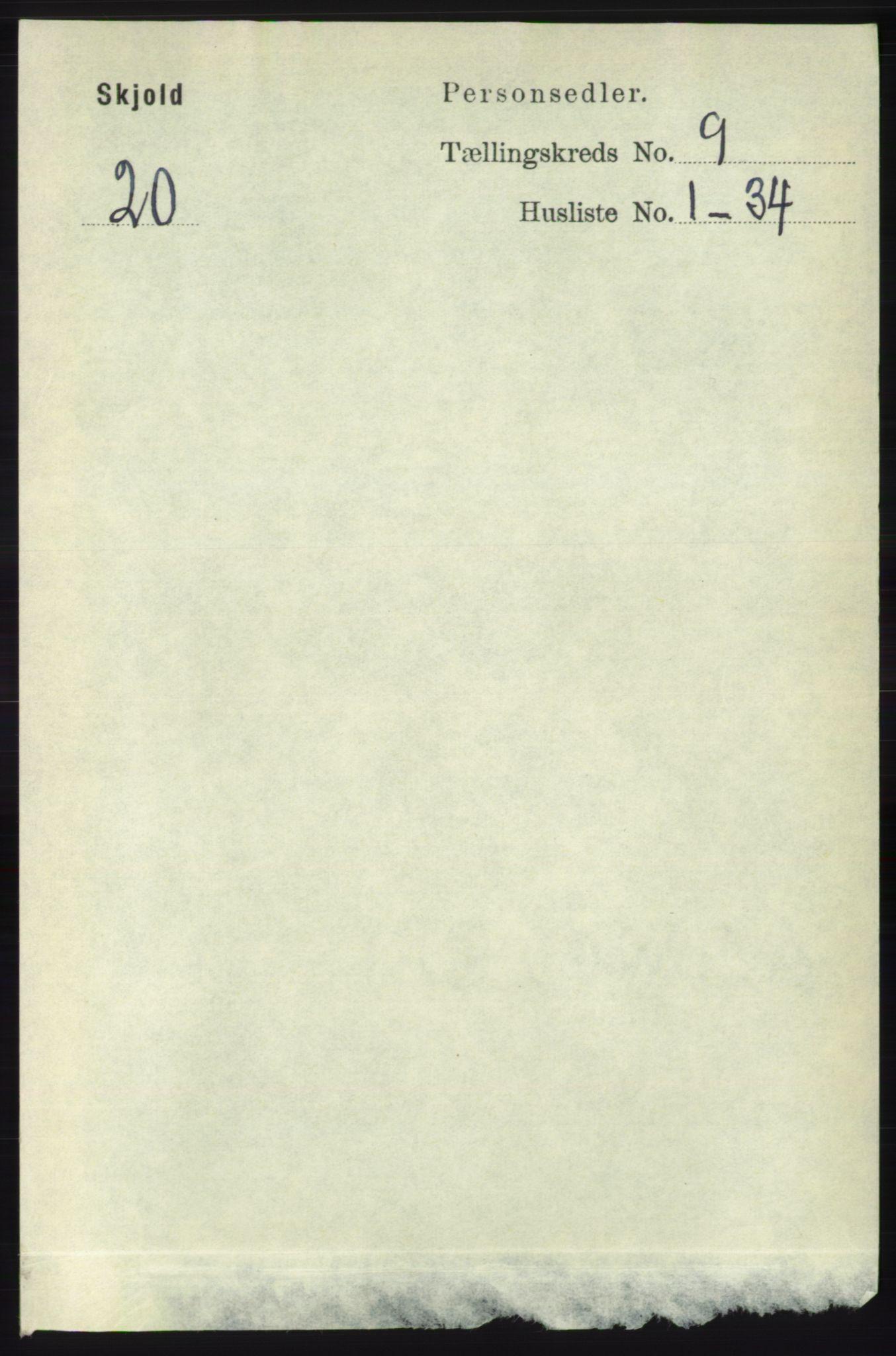 RA, Folketelling 1891 for 1154 Skjold herred, 1891, s. 1782