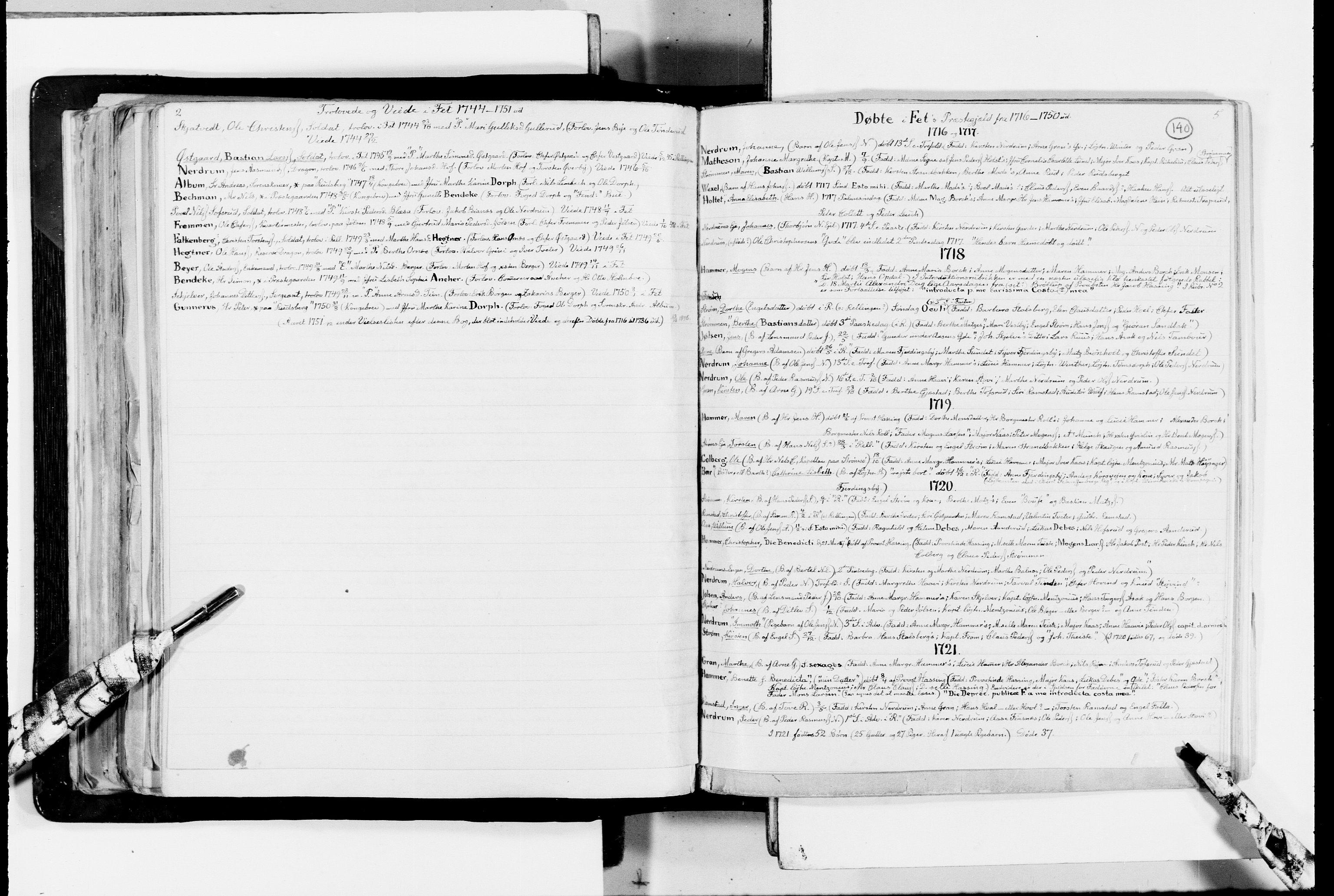 RA, Lassens samlinger, F/Fc, s. 140
