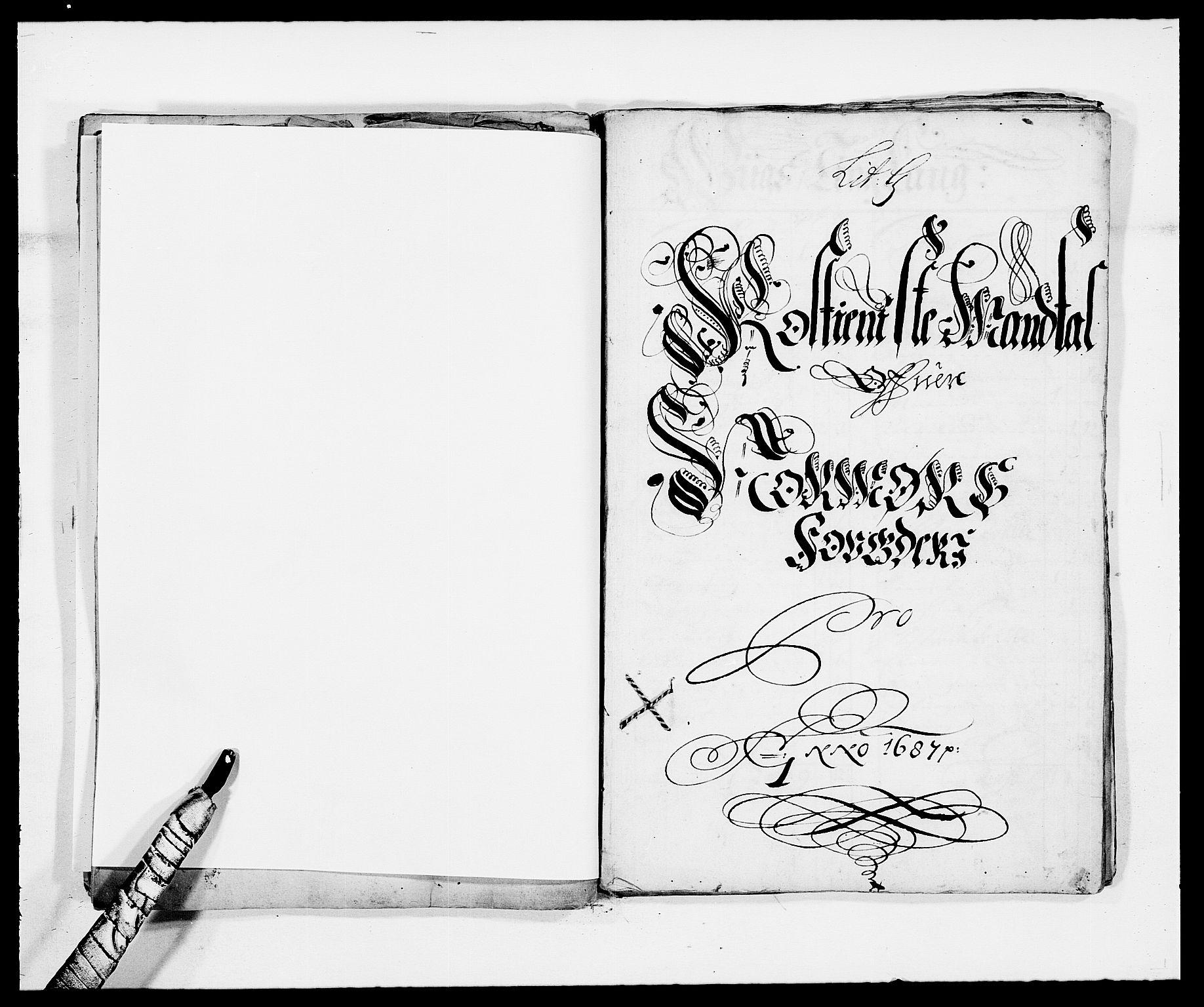 RA, Rentekammeret inntil 1814, Reviderte regnskaper, Fogderegnskap, R56/L3733: Fogderegnskap Nordmøre, 1687-1689, s. 61
