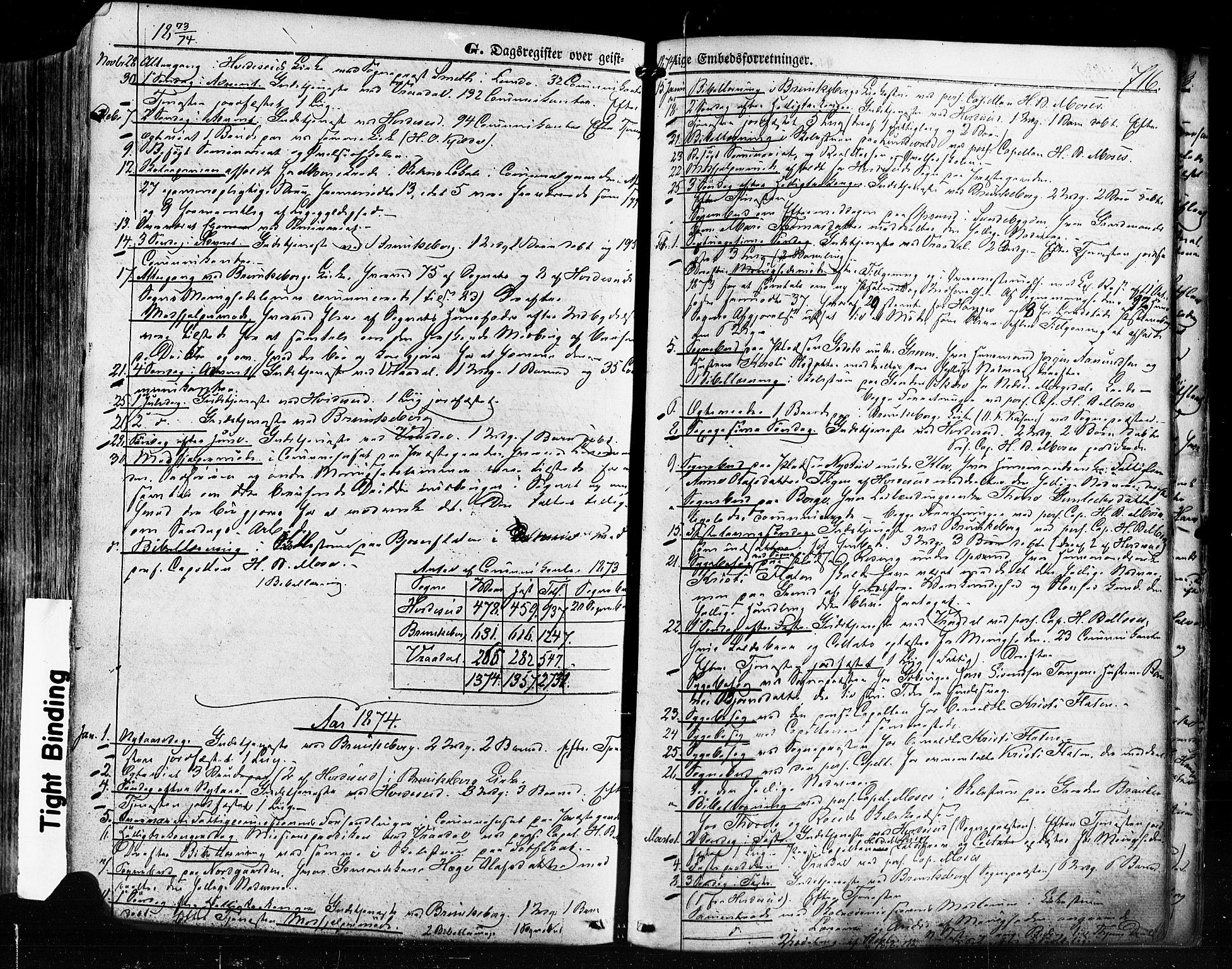 SAKO, Kviteseid kirkebøker, F/Fa/L0007: Ministerialbok nr. I 7, 1859-1881, s. 716