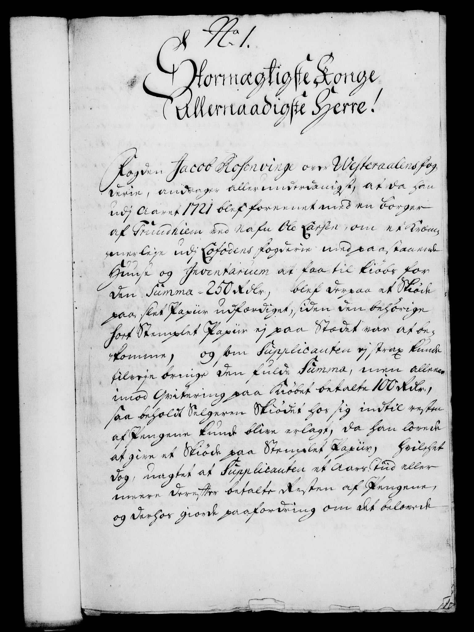 RA, Rentekammeret, Kammerkanselliet, G/Gf/Gfa/L0016: Norsk relasjons- og resolusjonsprotokoll (merket RK 52.16), 1733, s. 26