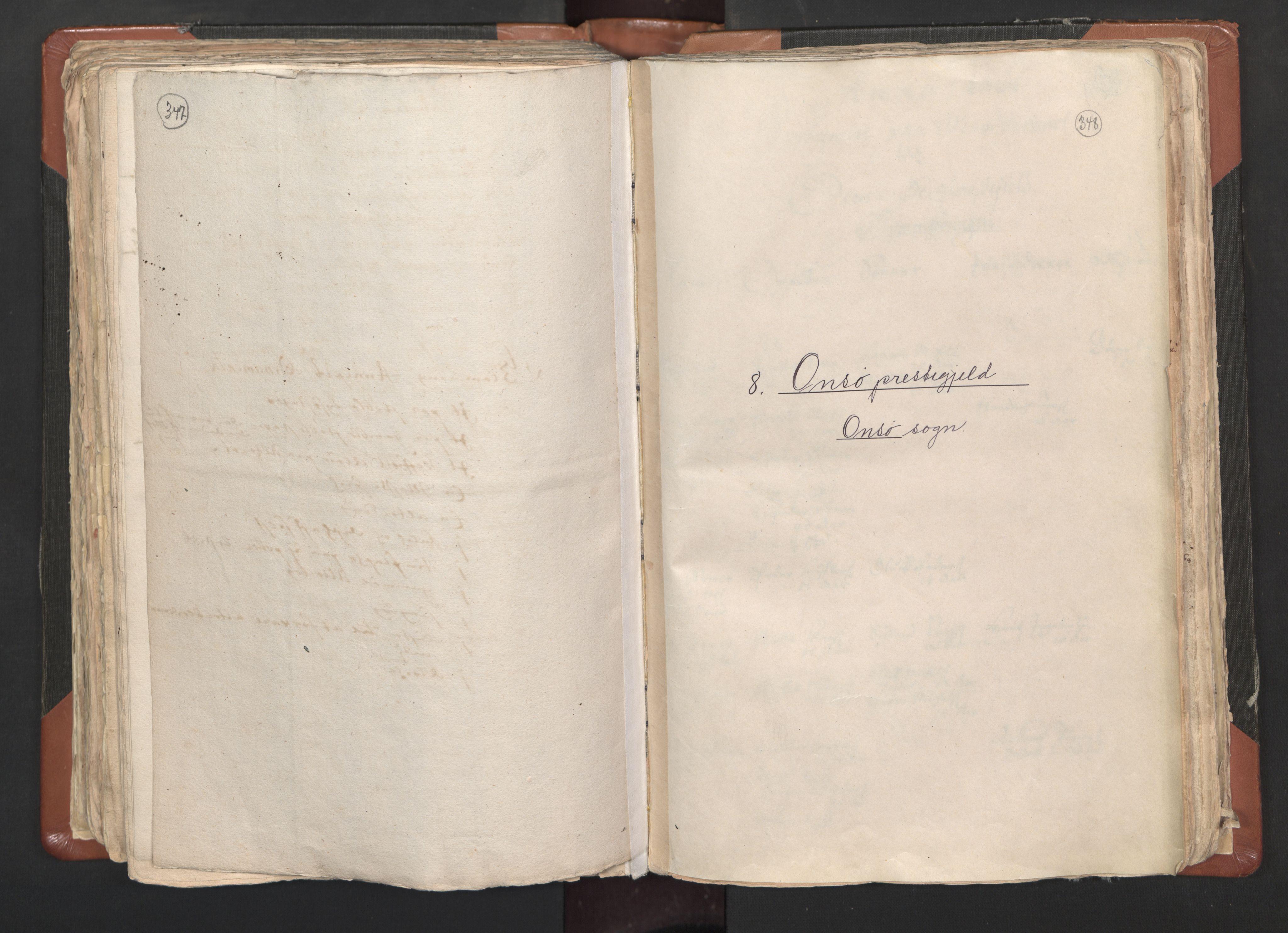 RA, Sogneprestenes manntall 1664-1666, nr. 1: Nedre Borgesyssel prosti, 1664-1666, s. 347-348