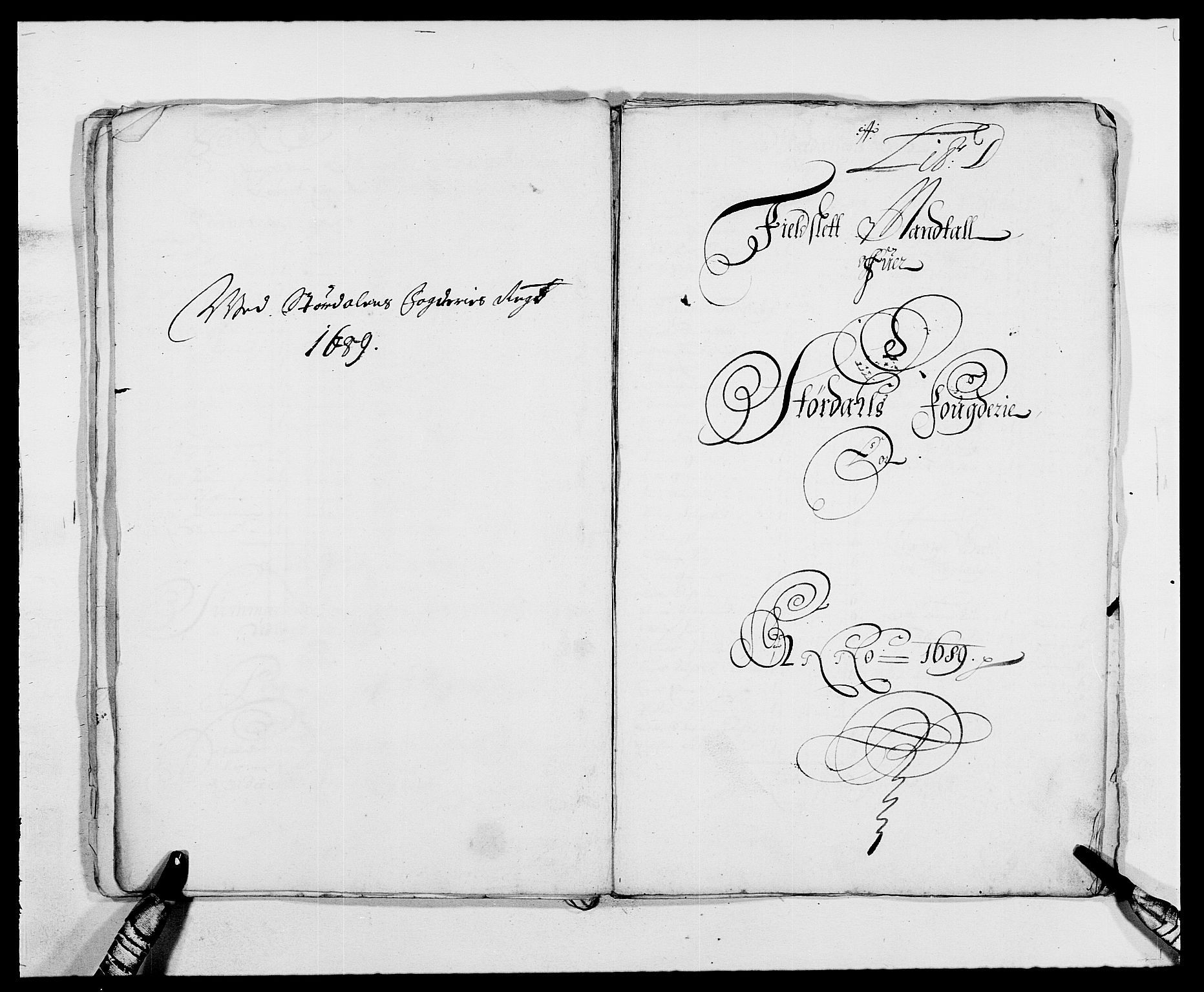 RA, Rentekammeret inntil 1814, Reviderte regnskaper, Fogderegnskap, R62/L4183: Fogderegnskap Stjørdal og Verdal, 1687-1689, s. 327