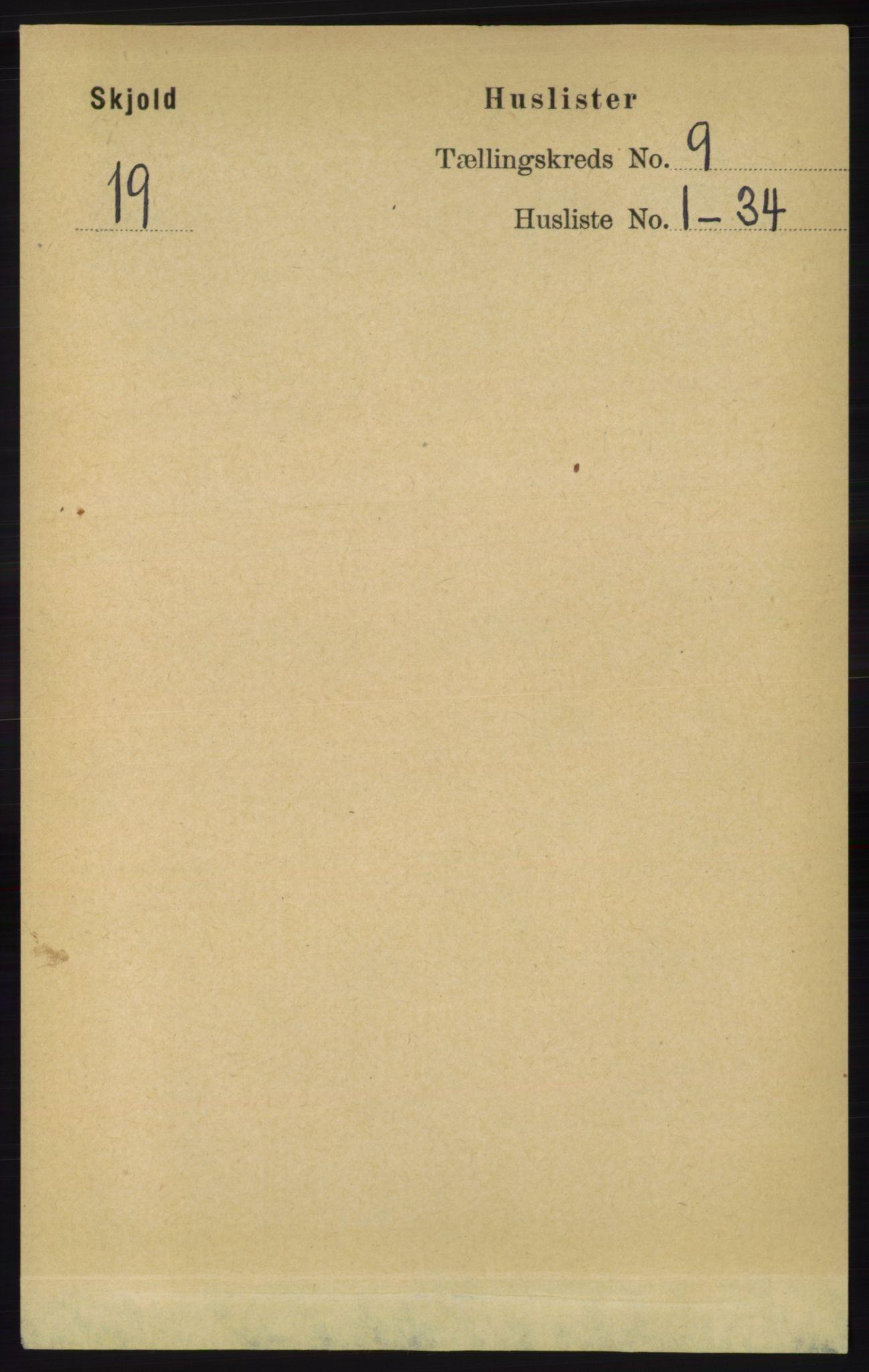 RA, Folketelling 1891 for 1154 Skjold herred, 1891, s. 1746
