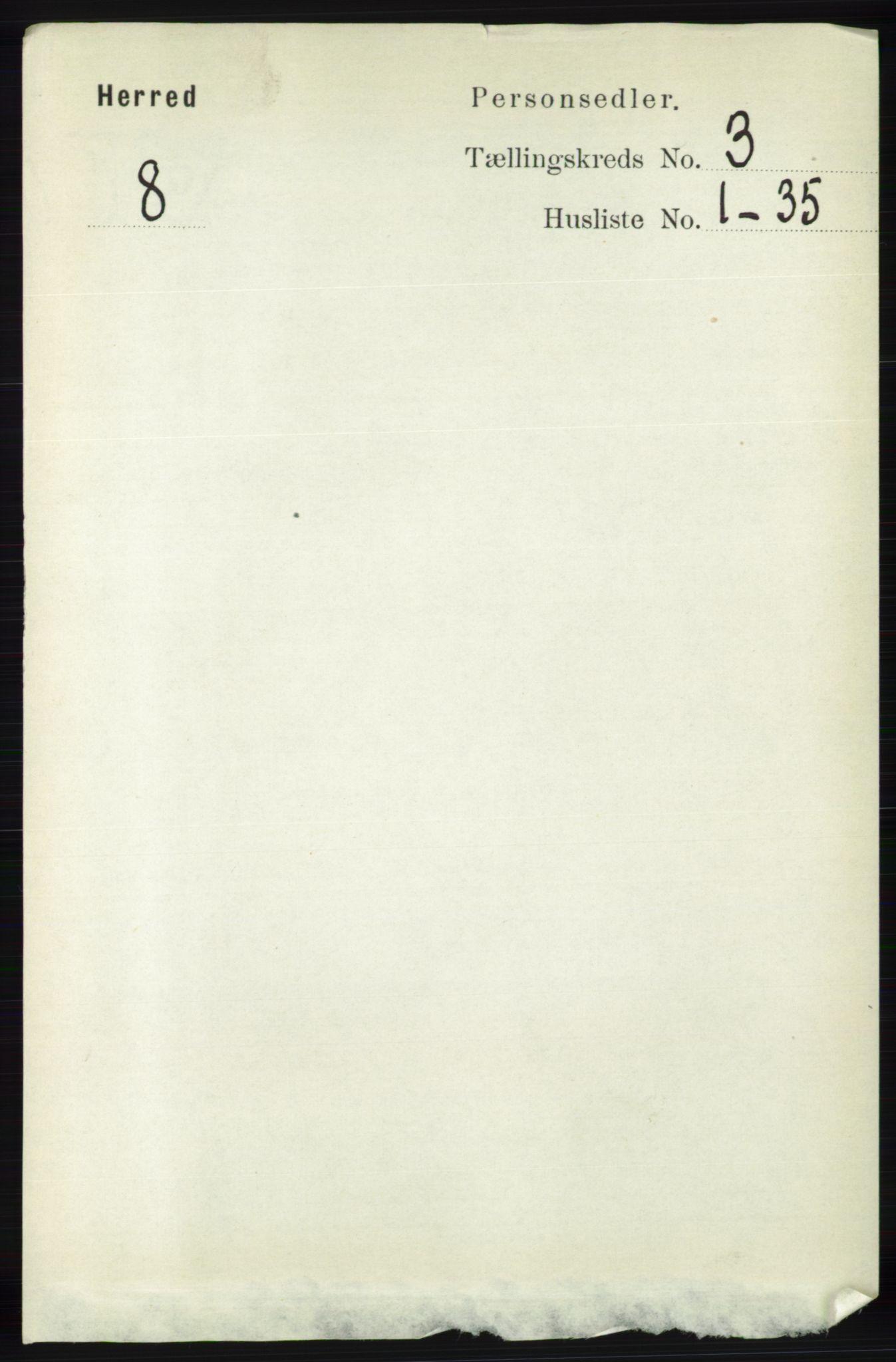 RA, Folketelling 1891 for 1039 Herad herred, 1891, s. 982