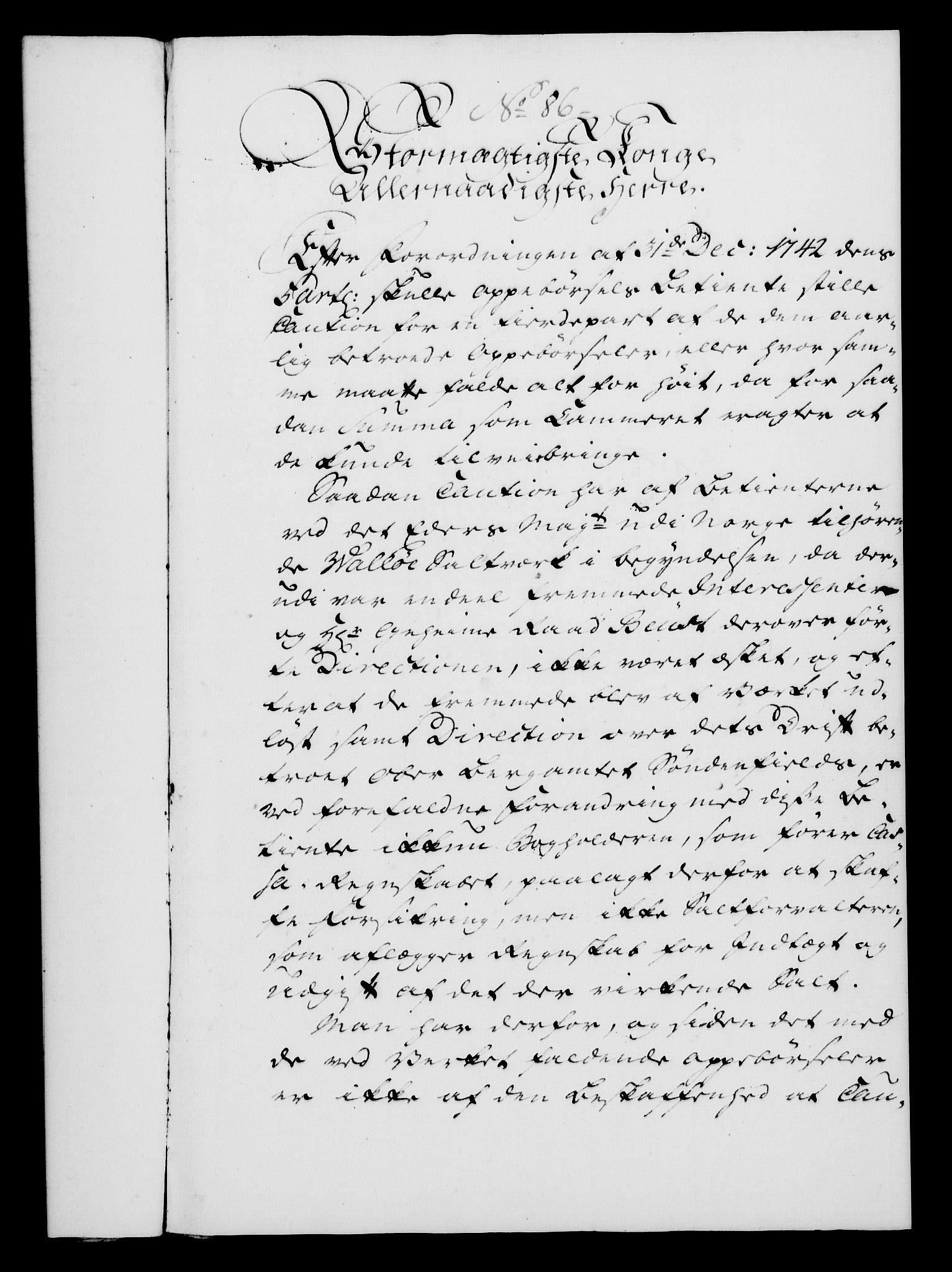 RA, Rentekammeret, Kammerkanselliet, G/Gf/Gfa/L0047: Norsk relasjons- og resolusjonsprotokoll (merket RK 52.47), 1765, s. 366