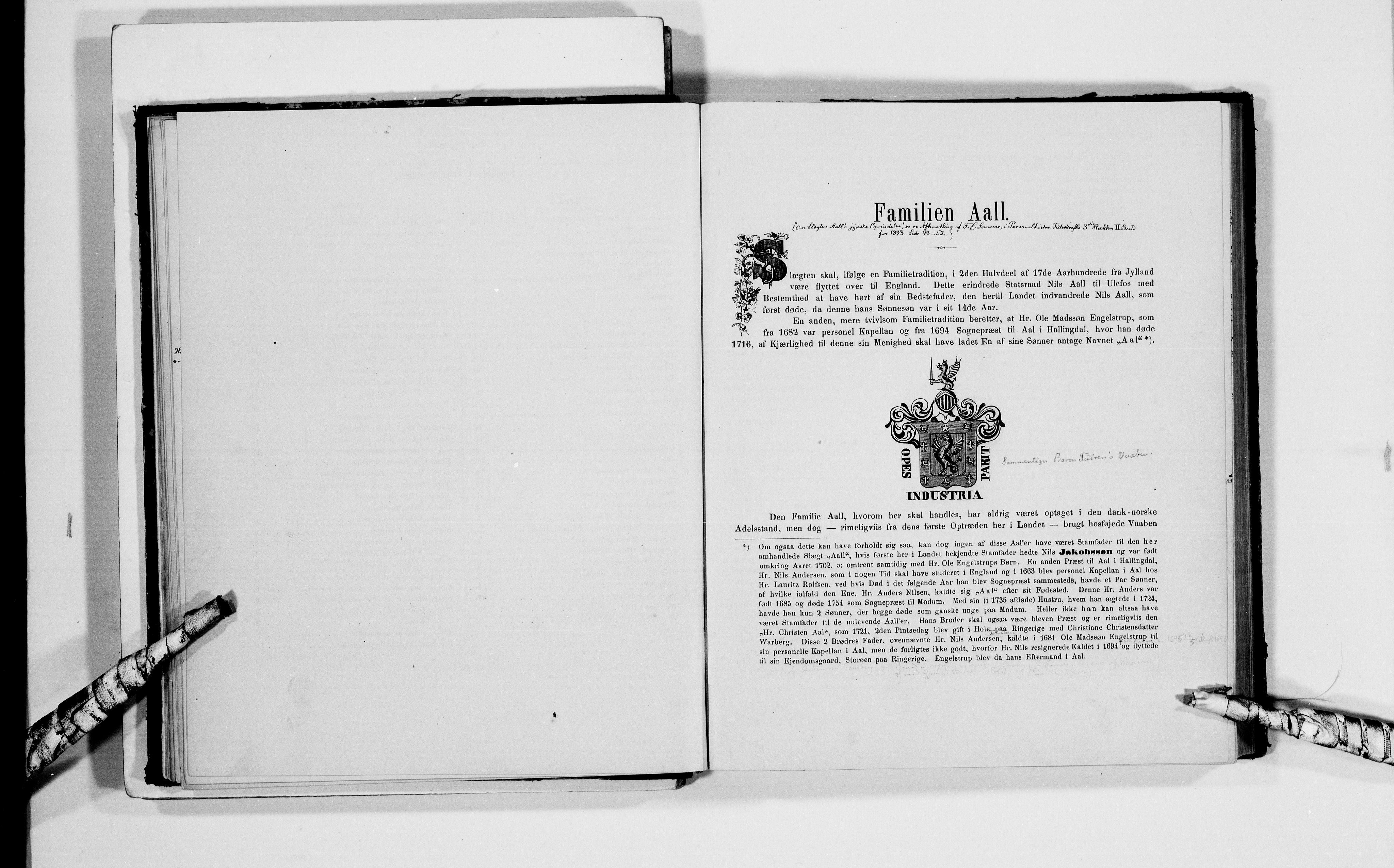 RA, Lassens samlinger, F/Fb, s. 14