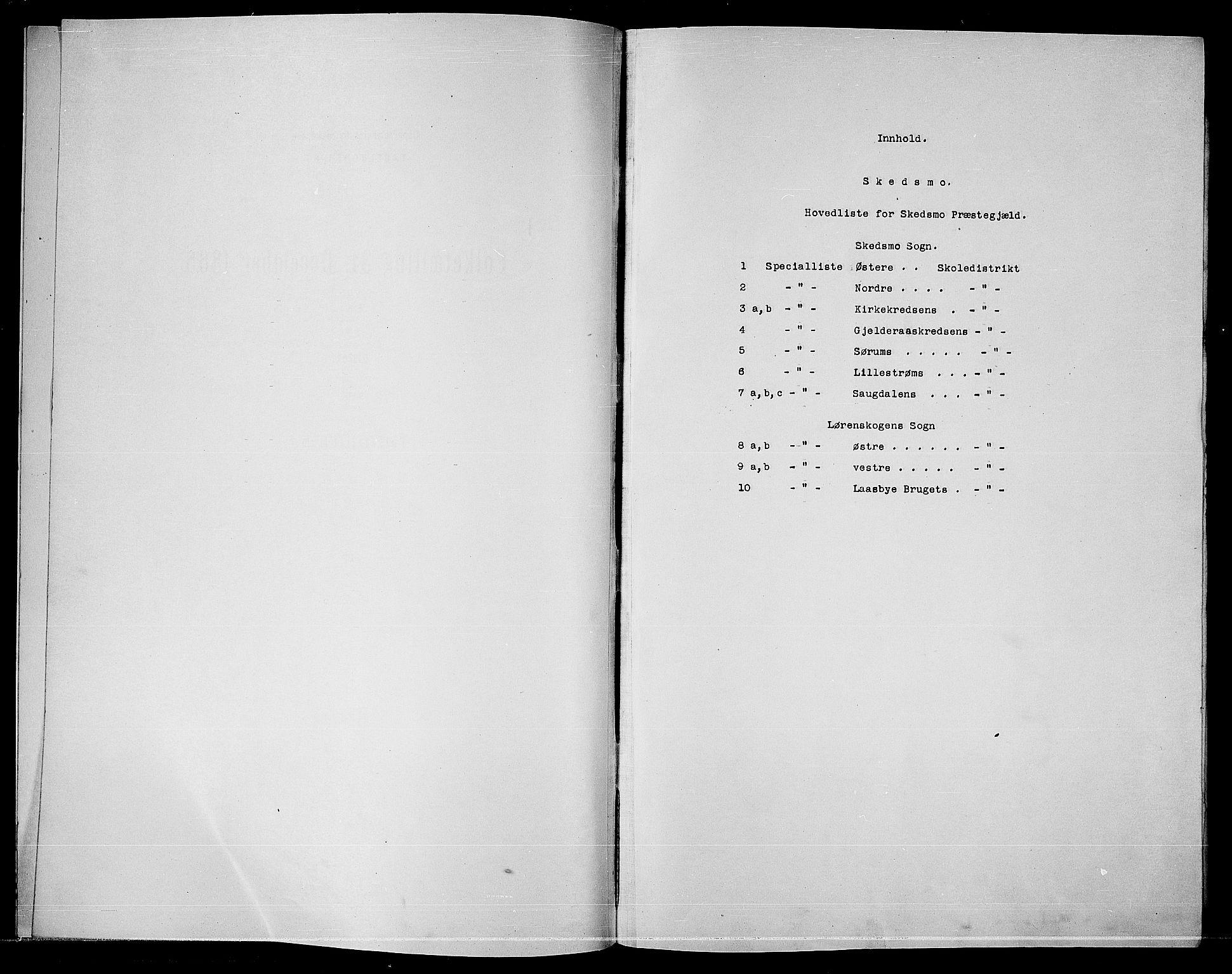 RA, Folketelling 1865 for 0231P Skedsmo prestegjeld, 1865, s. 4