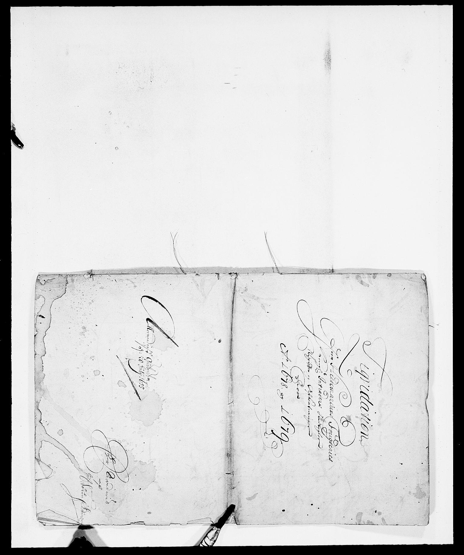 RA, Rentekammeret inntil 1814, Reviderte regnskaper, Fogderegnskap, R16/L1017: Fogderegnskap Hedmark, 1678-1679, s. 10
