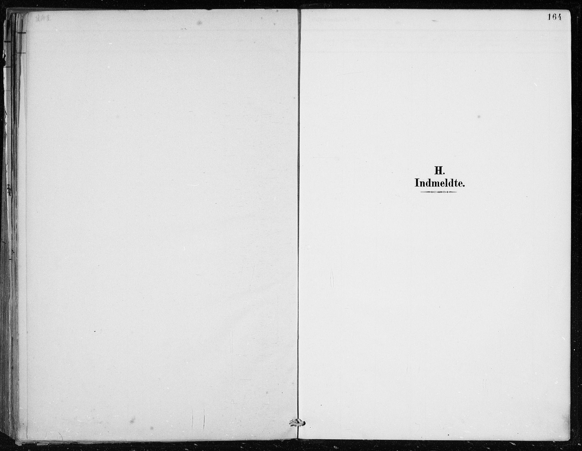 SAB, Lindås Sokneprestembete, H/Haa: Ministerialbok nr. F  1, 1886-1897, s. 164