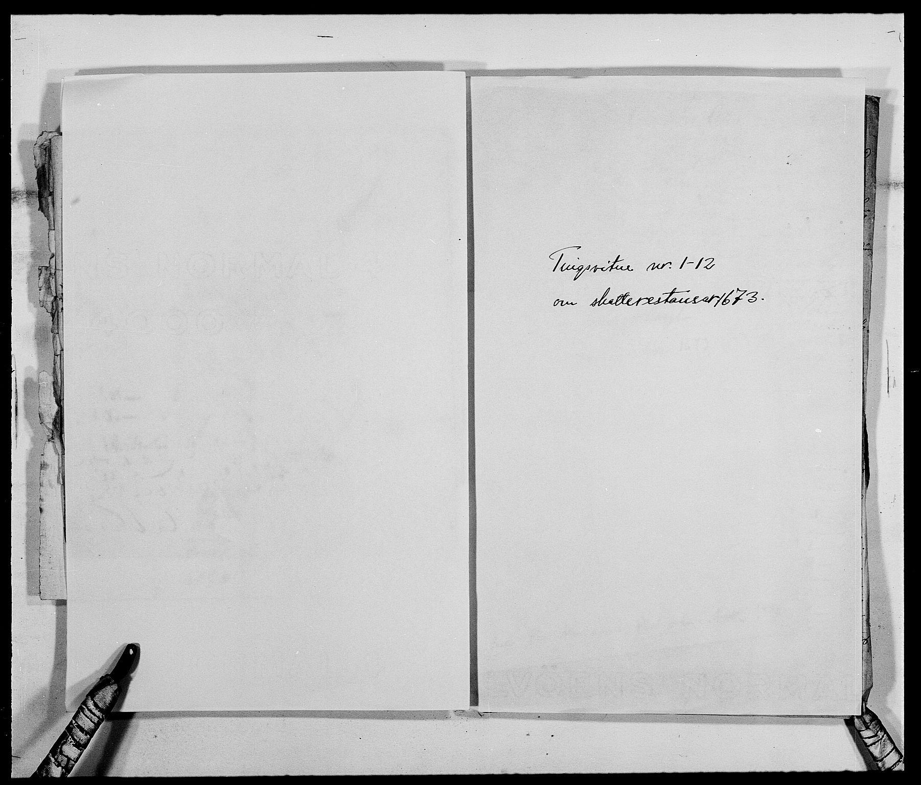 RA, Rentekammeret inntil 1814, Reviderte regnskaper, Fogderegnskap, R40/L2433: Fogderegnskap Råbyggelag, 1671-1674, s. 219