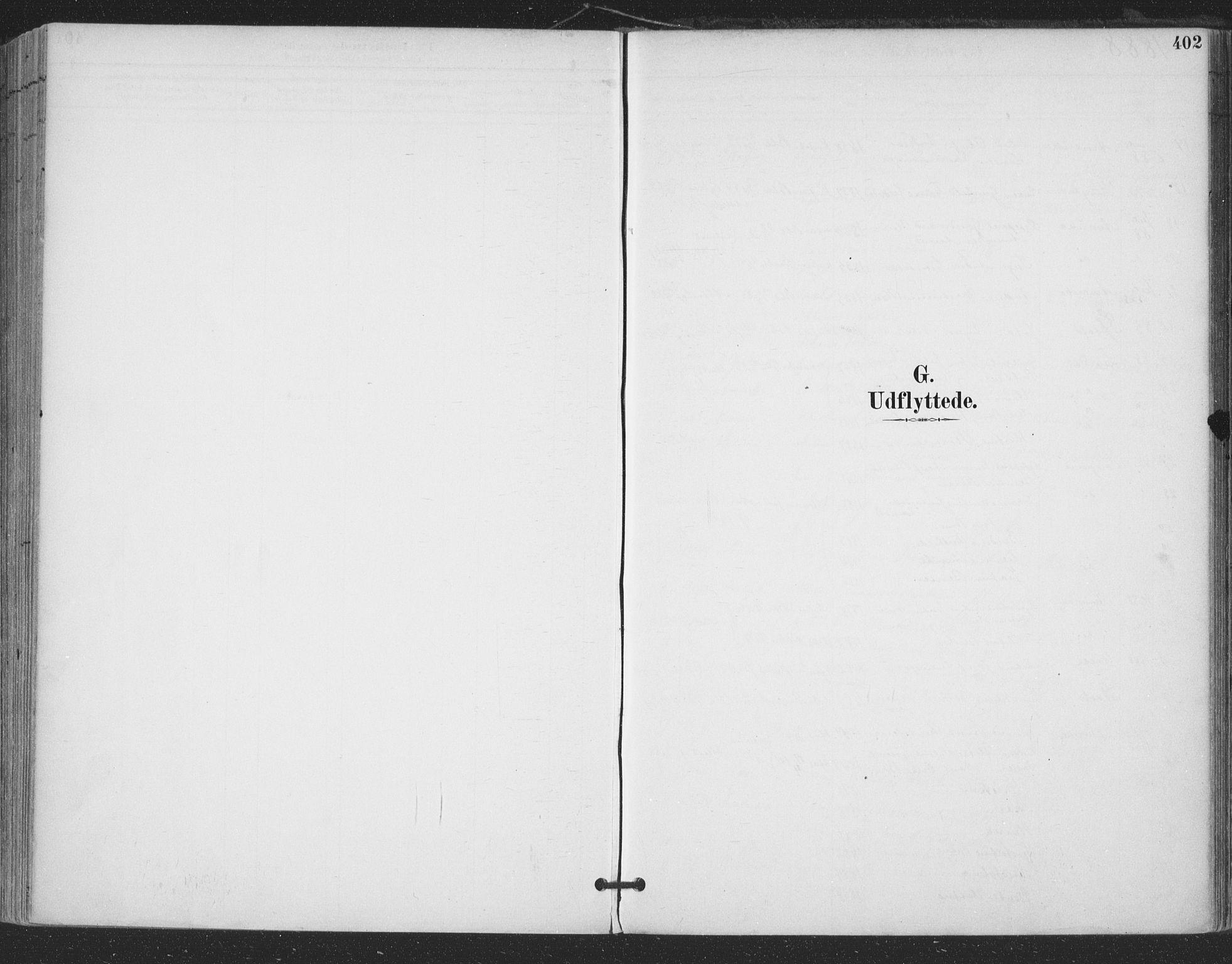 SAKO, Bamble kirkebøker, F/Fa/L0008: Ministerialbok nr. I 8, 1888-1900, s. 402