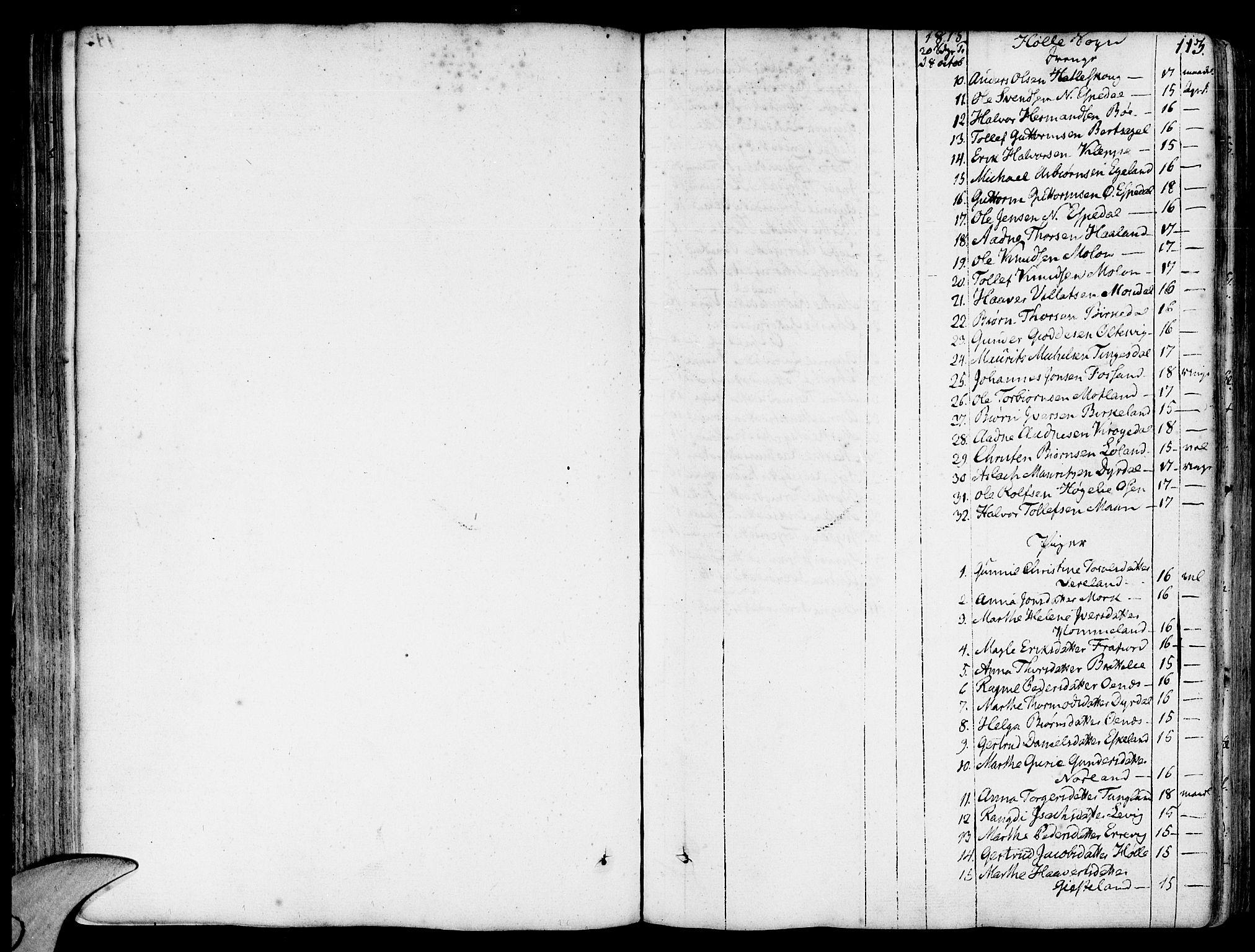 SAST, Strand sokneprestkontor, H/Ha/Haa/L0003: Ministerialbok nr. A 3, 1769-1816, s. 113
