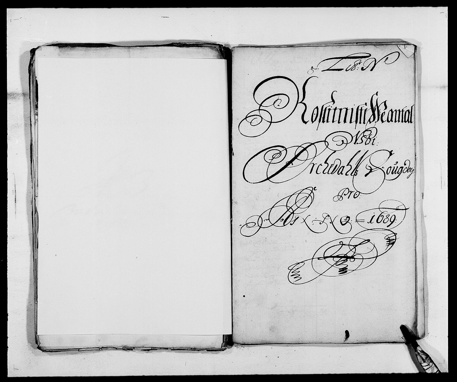 RA, Rentekammeret inntil 1814, Reviderte regnskaper, Fogderegnskap, R58/L3936: Fogderegnskap Orkdal, 1689-1690, s. 138