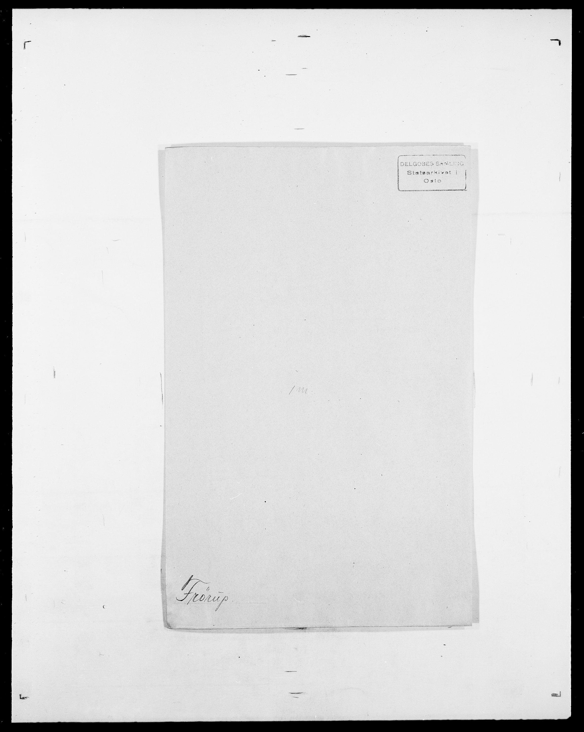 SAO, Delgobe, Charles Antoine - samling, D/Da/L0013: Forbos - Geving, s. 123