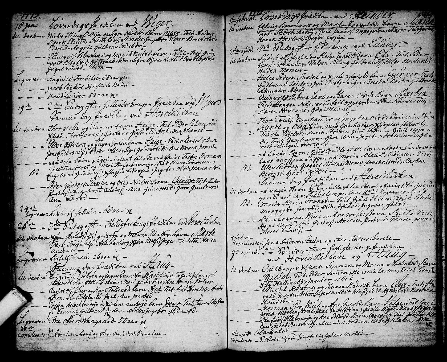 SAKO, Norderhov kirkebøker, F/Fa/L0004: Ministerialbok nr. 4, 1758-1774, s. 236
