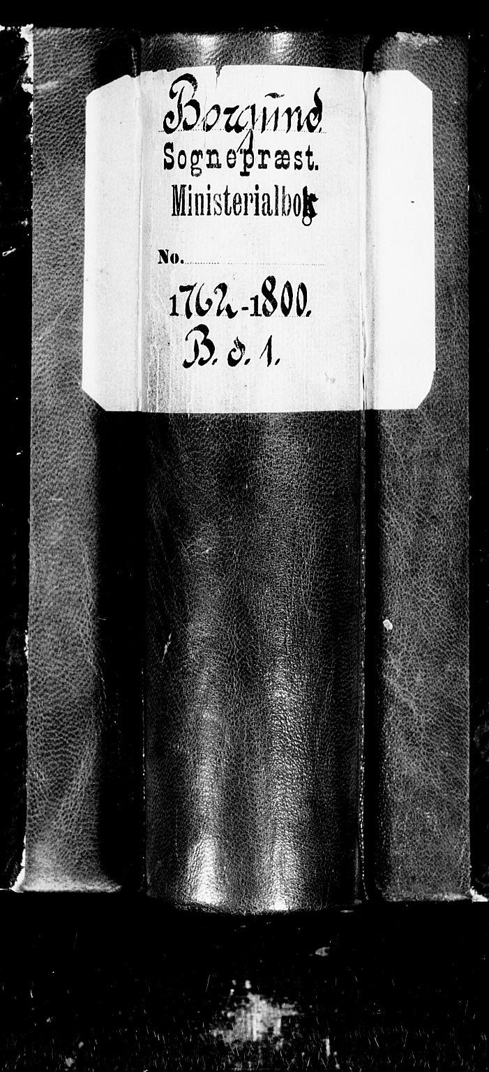 SAT, Ministerialprotokoller, klokkerbøker og fødselsregistre - Møre og Romsdal, 528/L0392: Ministerialbok nr. 528A03, 1762-1800
