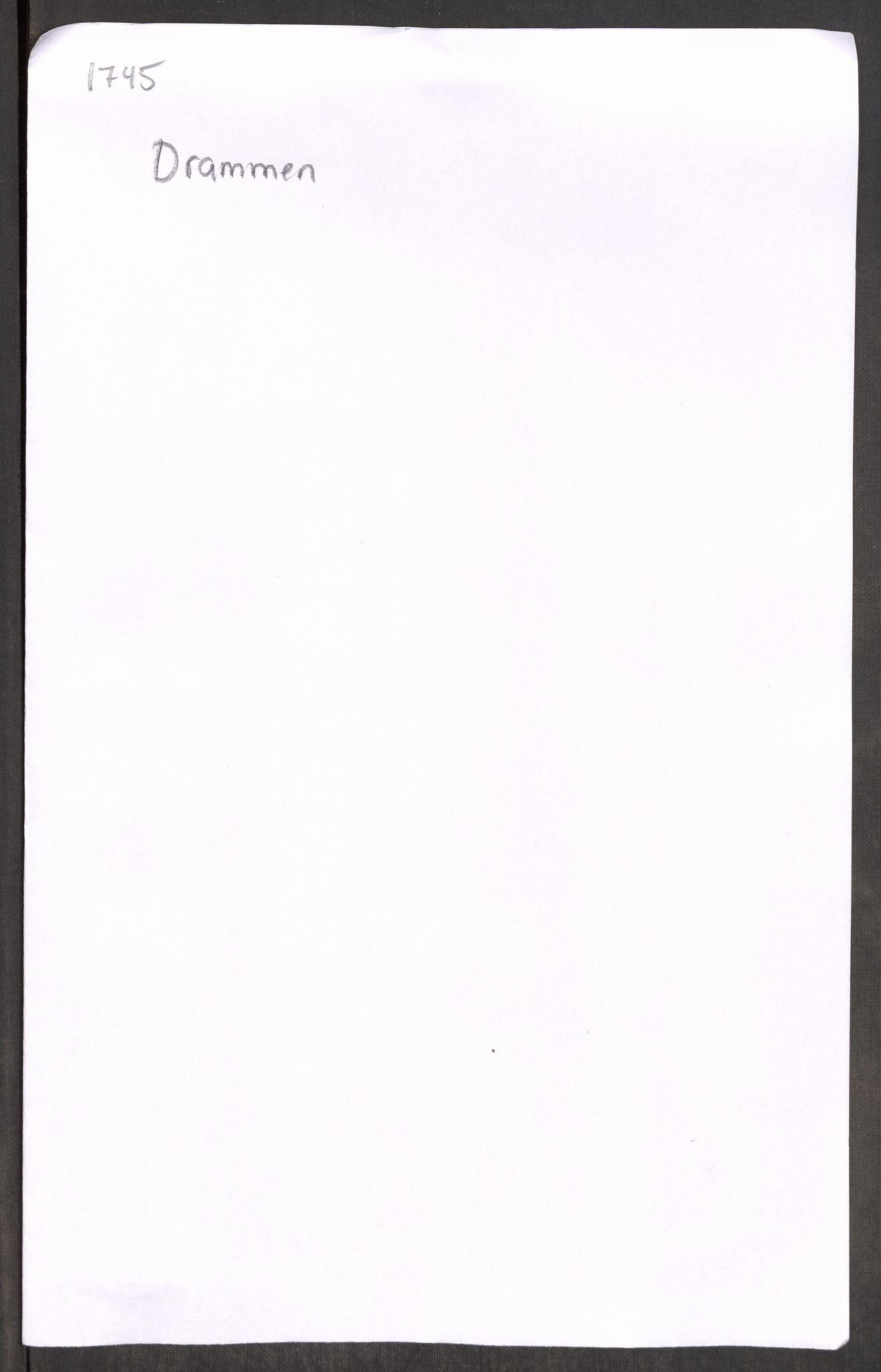 RA, Rentekammeret inntil 1814, Realistisk ordnet avdeling, Oe/L0003: [Ø1]: Priskuranter, 1745-1748, s. 53
