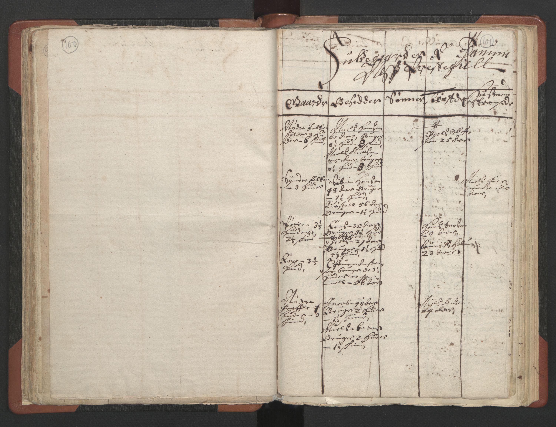 RA, Sogneprestenes manntall 1664-1666, nr. 11: Brunlanes prosti, 1664-1666, s. 100-101