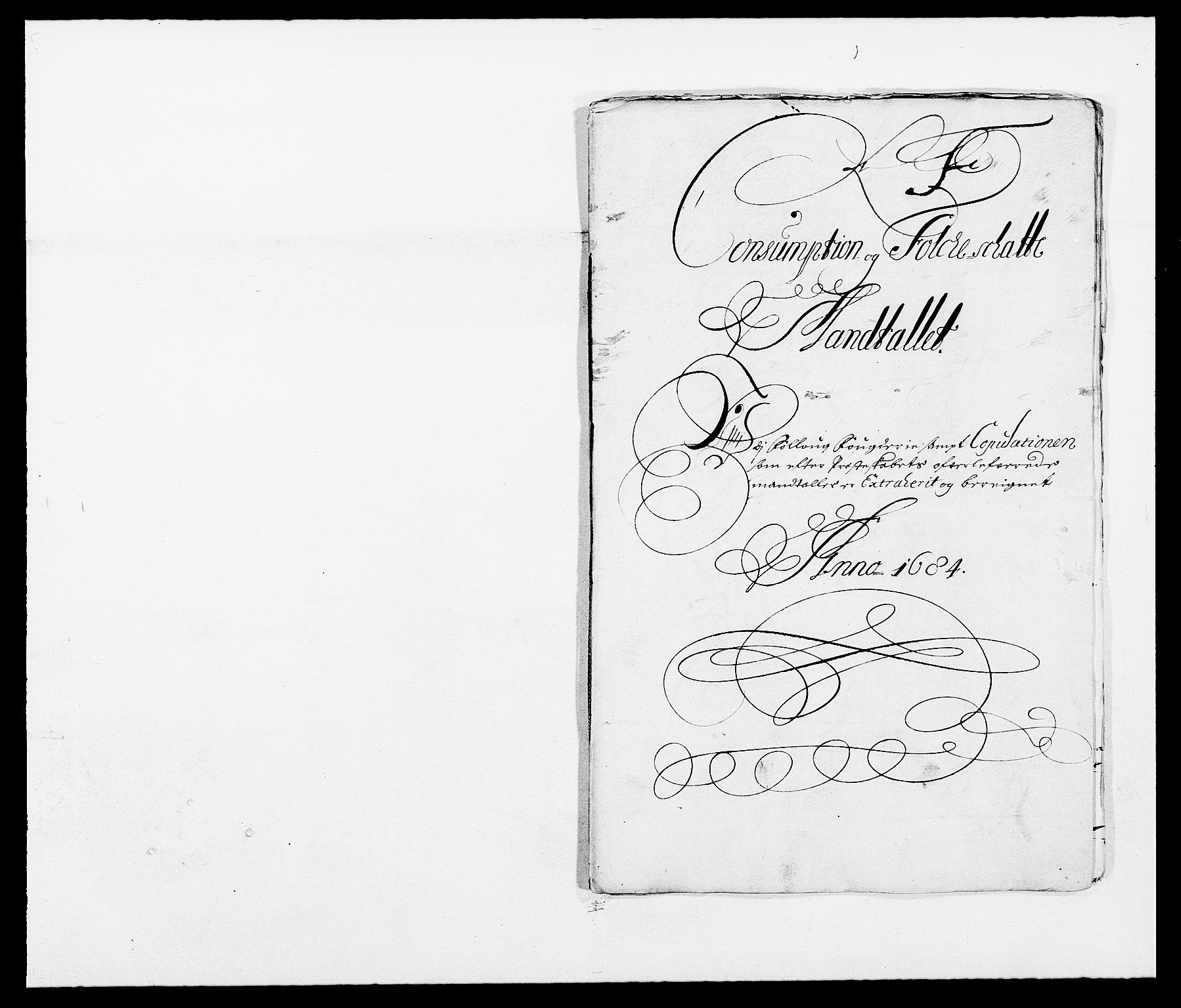 RA, Rentekammeret inntil 1814, Reviderte regnskaper, Fogderegnskap, R09/L0431: Fogderegnskap Follo, 1684, s. 189