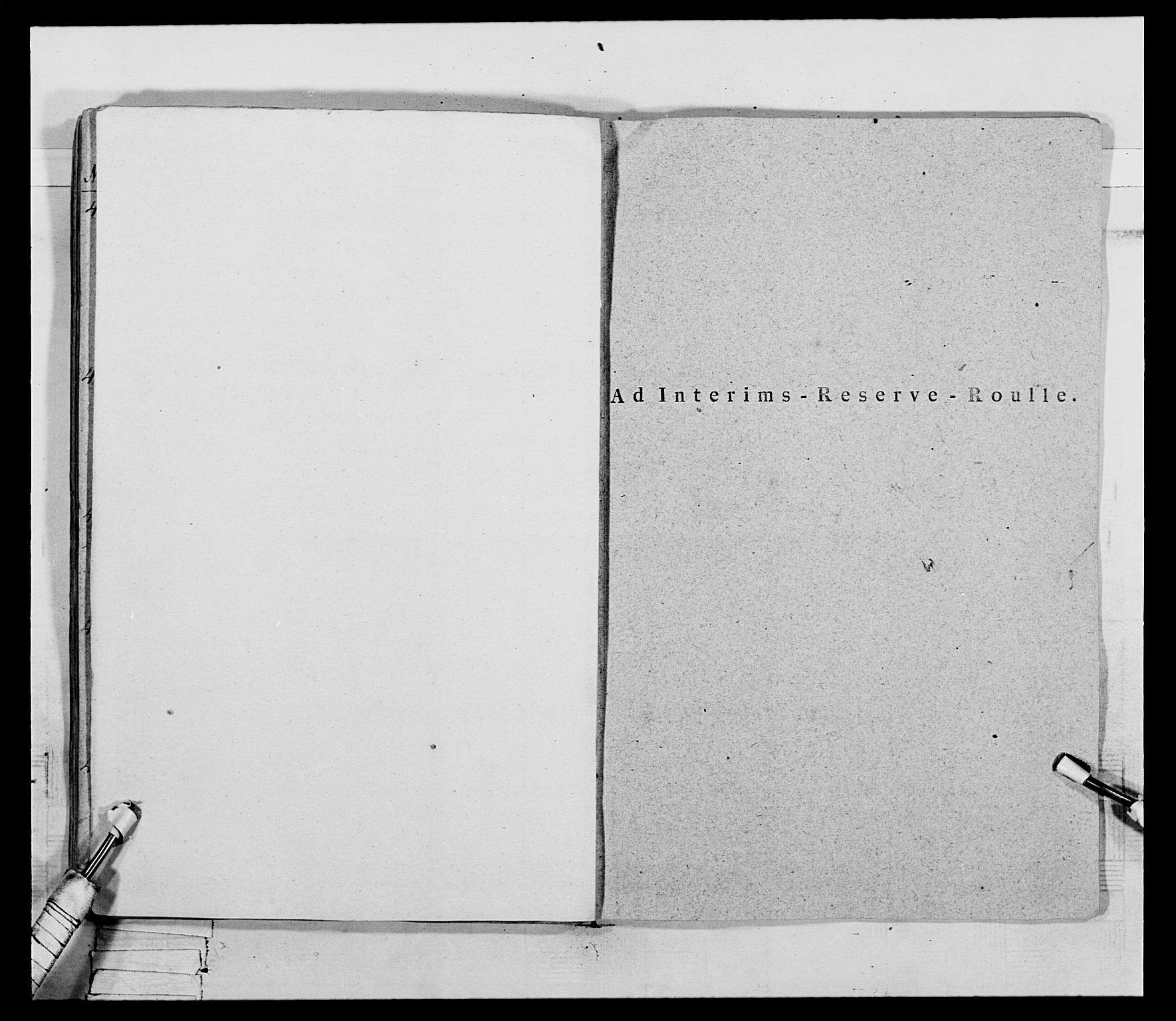 RA, Generalitets- og kommissariatskollegiet, Det kongelige norske kommissariatskollegium, E/Eh/L0069: Opplandske gevorbne infanteriregiment, 1810-1818, s. 47