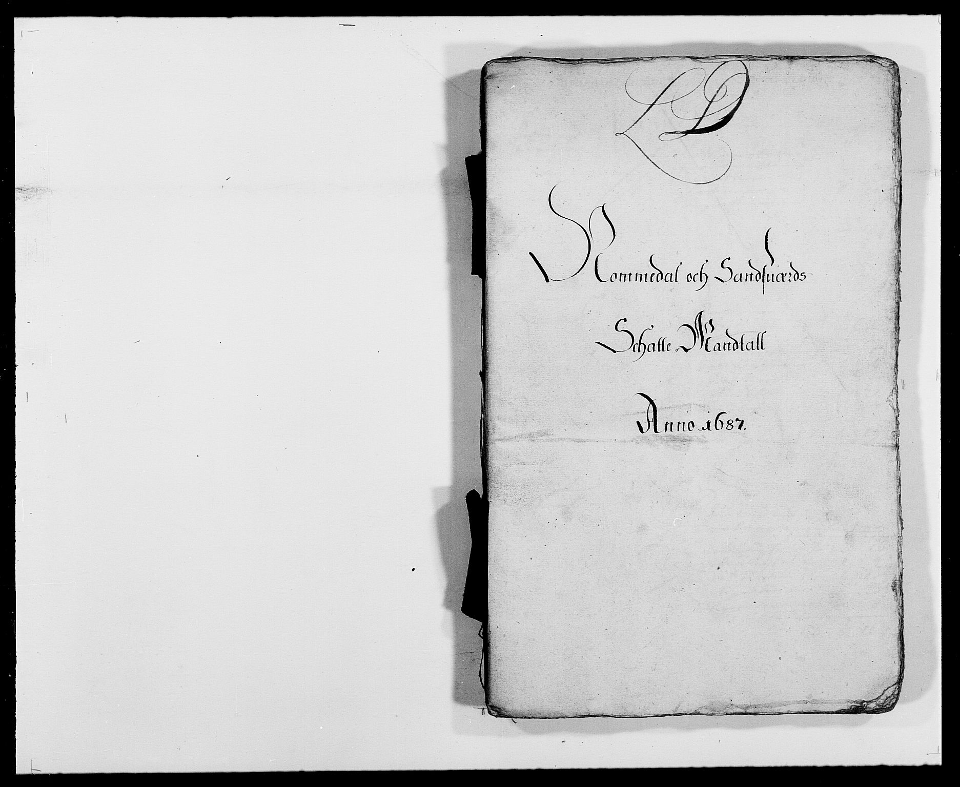 RA, Rentekammeret inntil 1814, Reviderte regnskaper, Fogderegnskap, R24/L1573: Fogderegnskap Numedal og Sandsvær, 1687-1691, s. 34