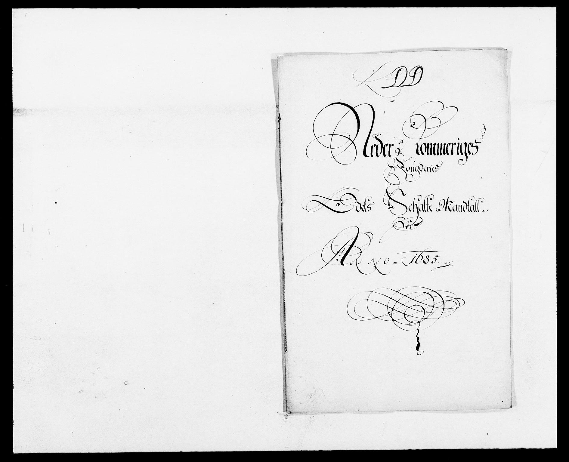 RA, Rentekammeret inntil 1814, Reviderte regnskaper, Fogderegnskap, R11/L0571: Fogderegnskap Nedre Romerike, 1683-1685, s. 367