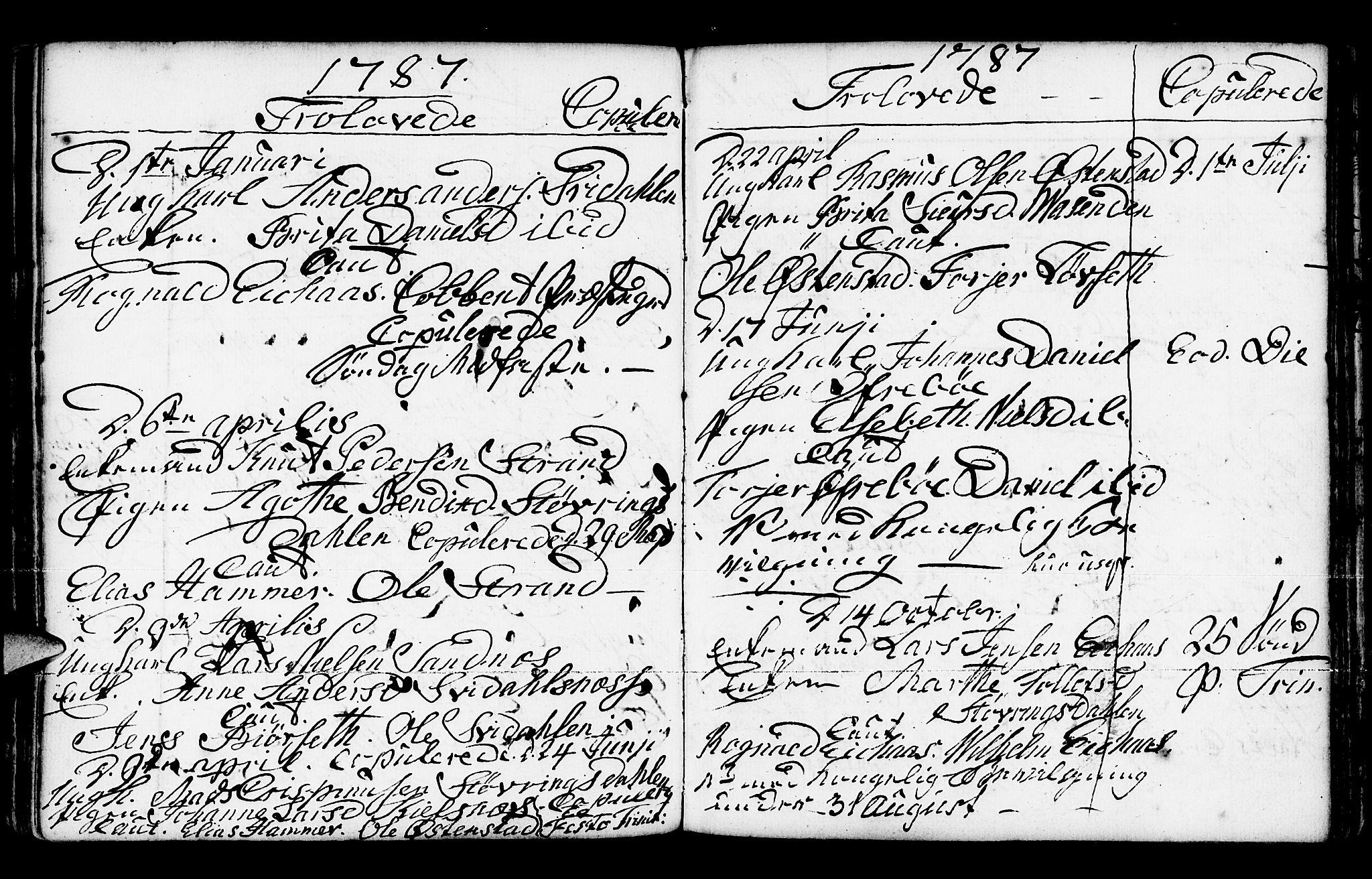 SAB, Jølster Sokneprestembete, Ministerialbok nr. A 3, 1748-1789, s. 189