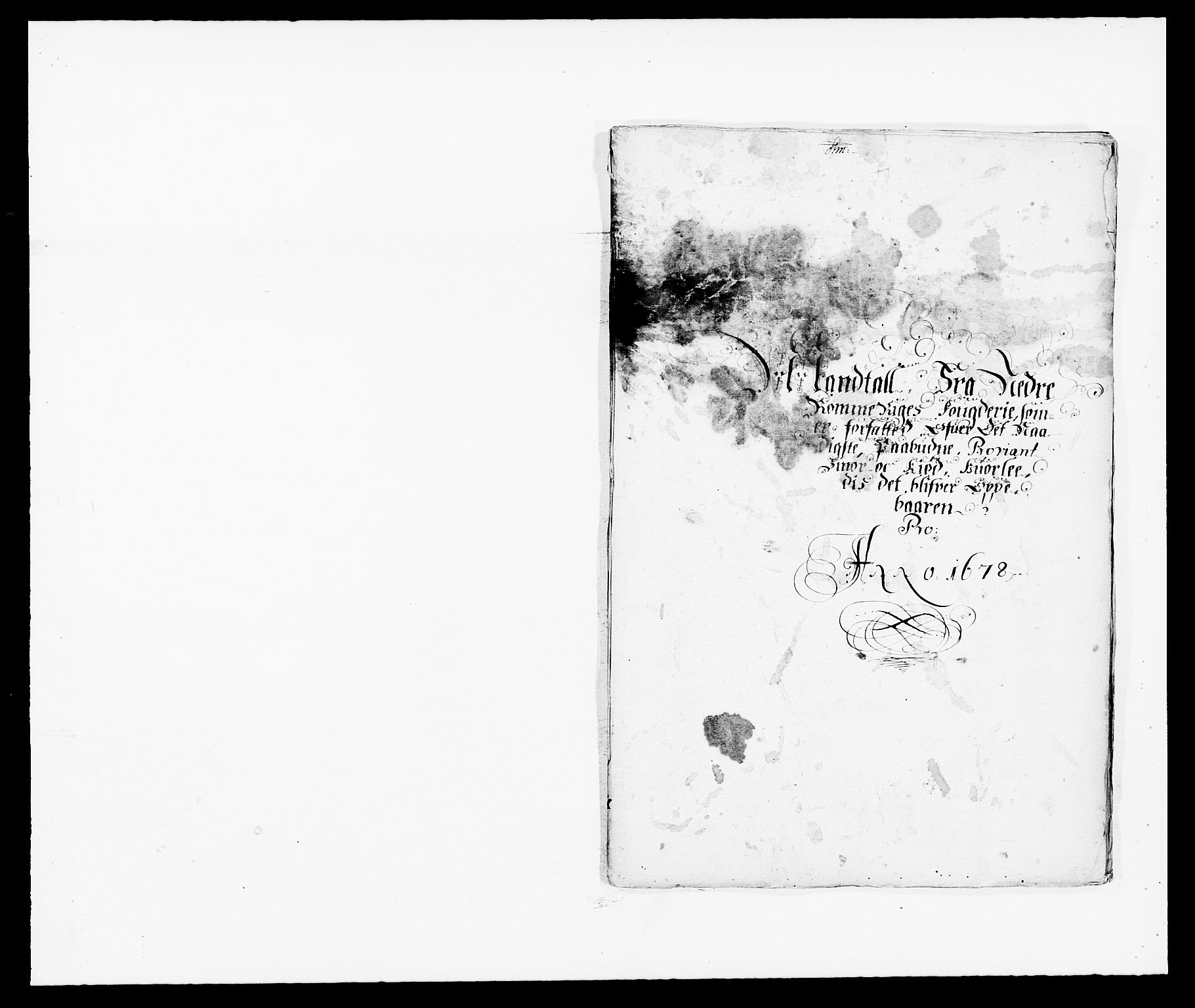 RA, Rentekammeret inntil 1814, Reviderte regnskaper, Fogderegnskap, R11/L0567: Fogderegnskap Nedre Romerike, 1678, s. 158