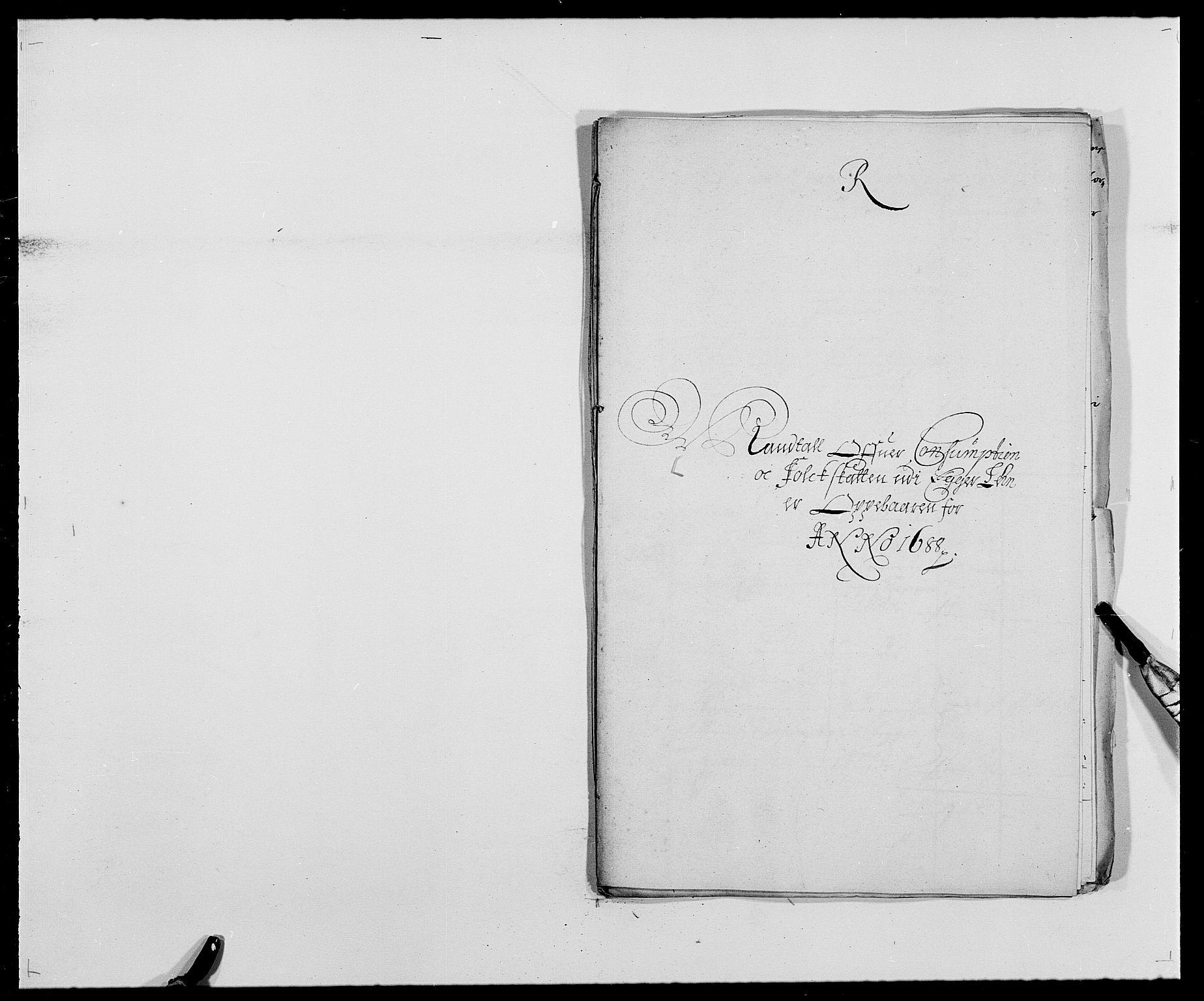 RA, Rentekammeret inntil 1814, Reviderte regnskaper, Fogderegnskap, R28/L1688: Fogderegnskap Eiker og Lier, 1687-1689, s. 260