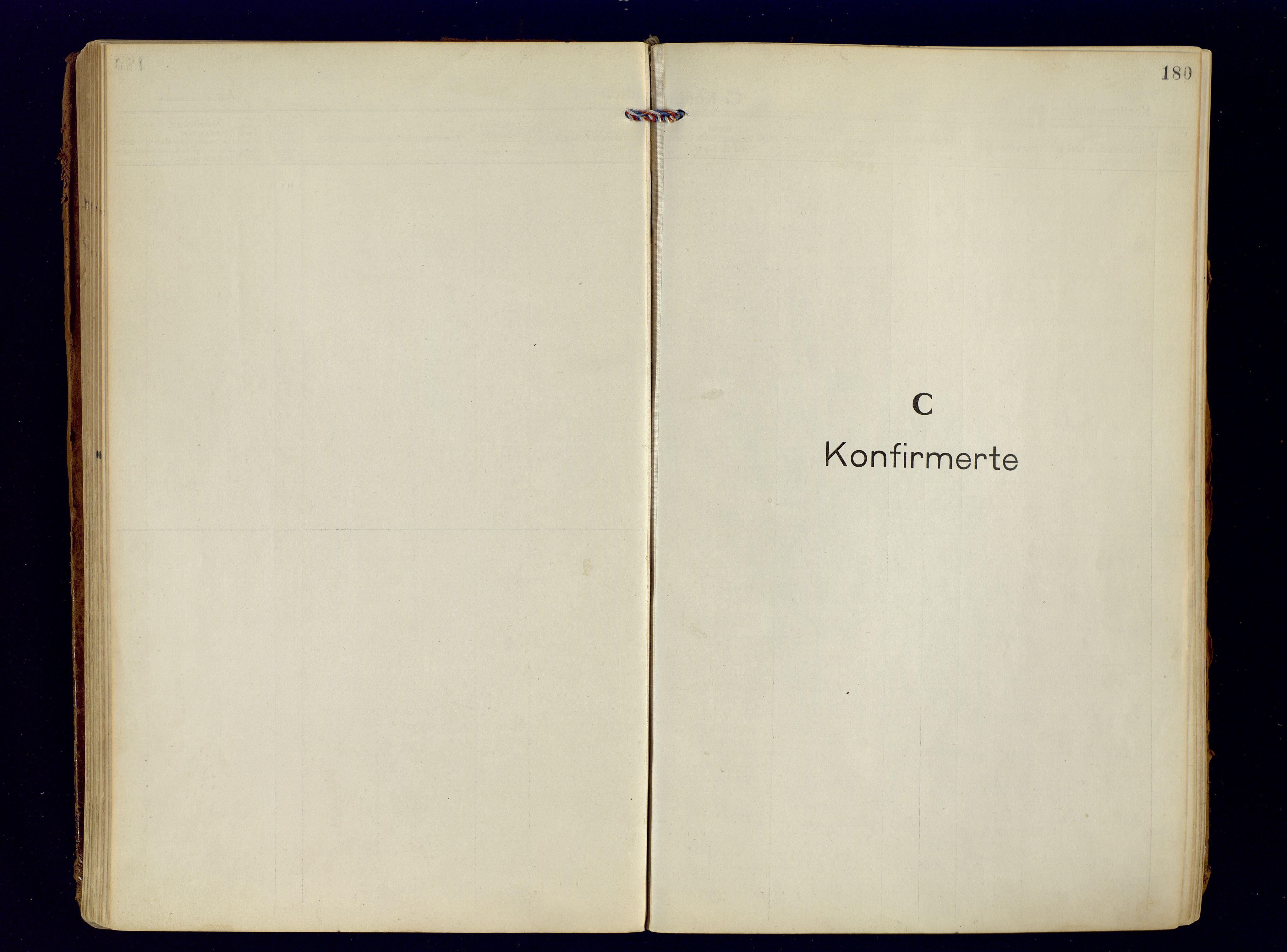SATØ, Tromsøysund sokneprestkontor, G/Ga: Ministerialbok nr. 9, 1922-1934, s. 180