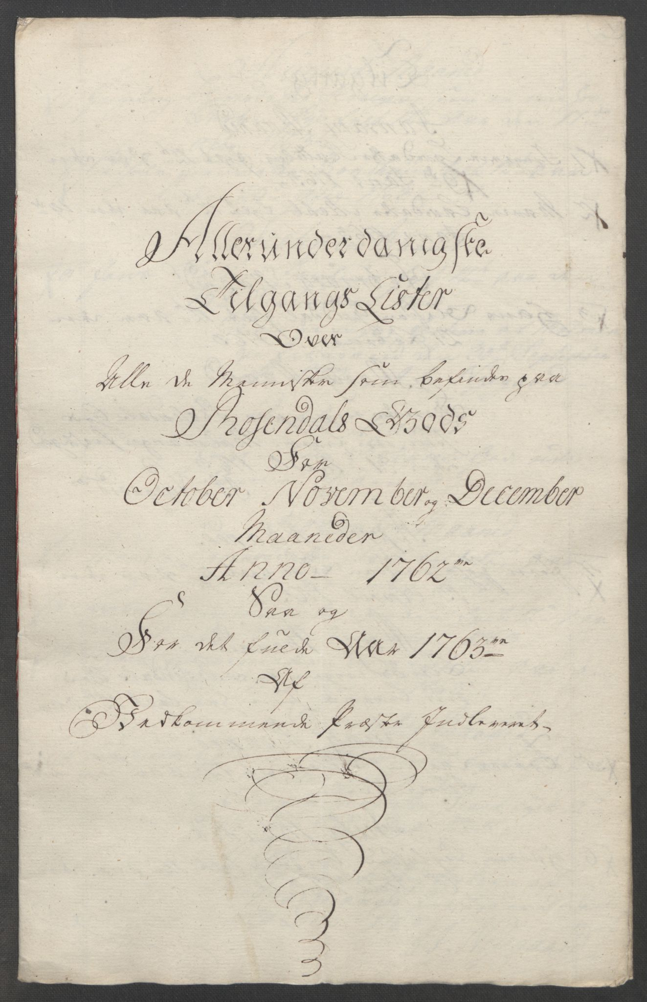 RA, Rentekammeret inntil 1814, Reviderte regnskaper, Fogderegnskap, R49/L3157: Ekstraskatten Rosendal Baroni, 1762-1772, s. 34