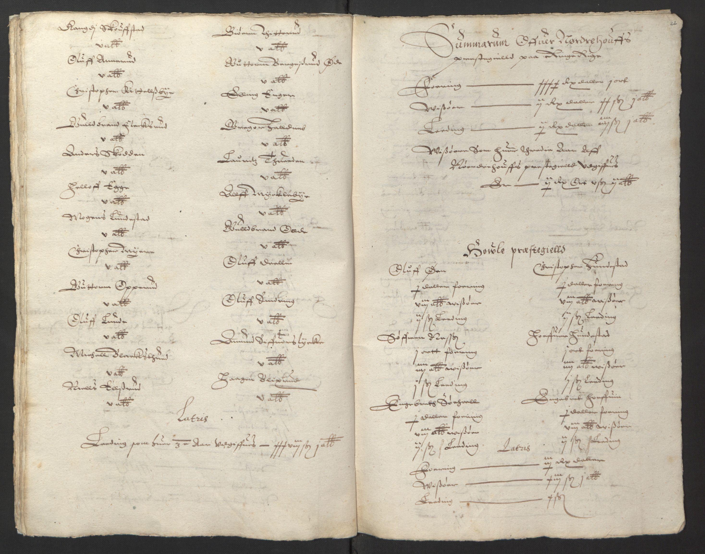 RA, Stattholderembetet 1572-1771, Ek/L0001: Jordebøker før 1624 og til utligning av garnisonsskatt 1624-1626:, 1624-1625, s. 246