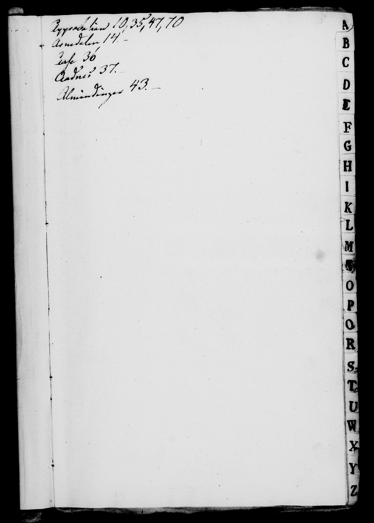 RA, Rentekammeret, Kammerkanselliet, G/Gf/Gfa/L0060: Norsk relasjons- og resolusjonsprotokoll (merket RK 52.60), 1778, s. 3