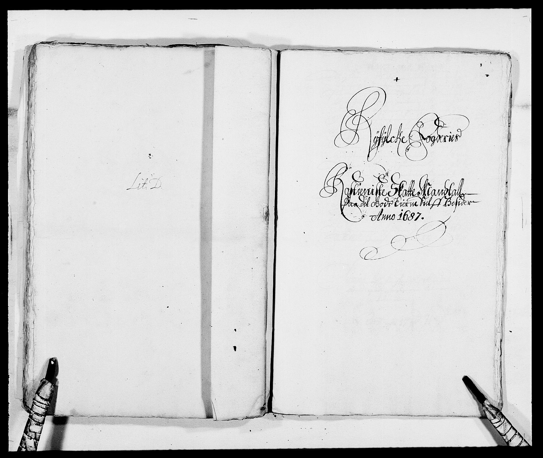 RA, Rentekammeret inntil 1814, Reviderte regnskaper, Fogderegnskap, R47/L2855: Fogderegnskap Ryfylke, 1685-1688, s. 272
