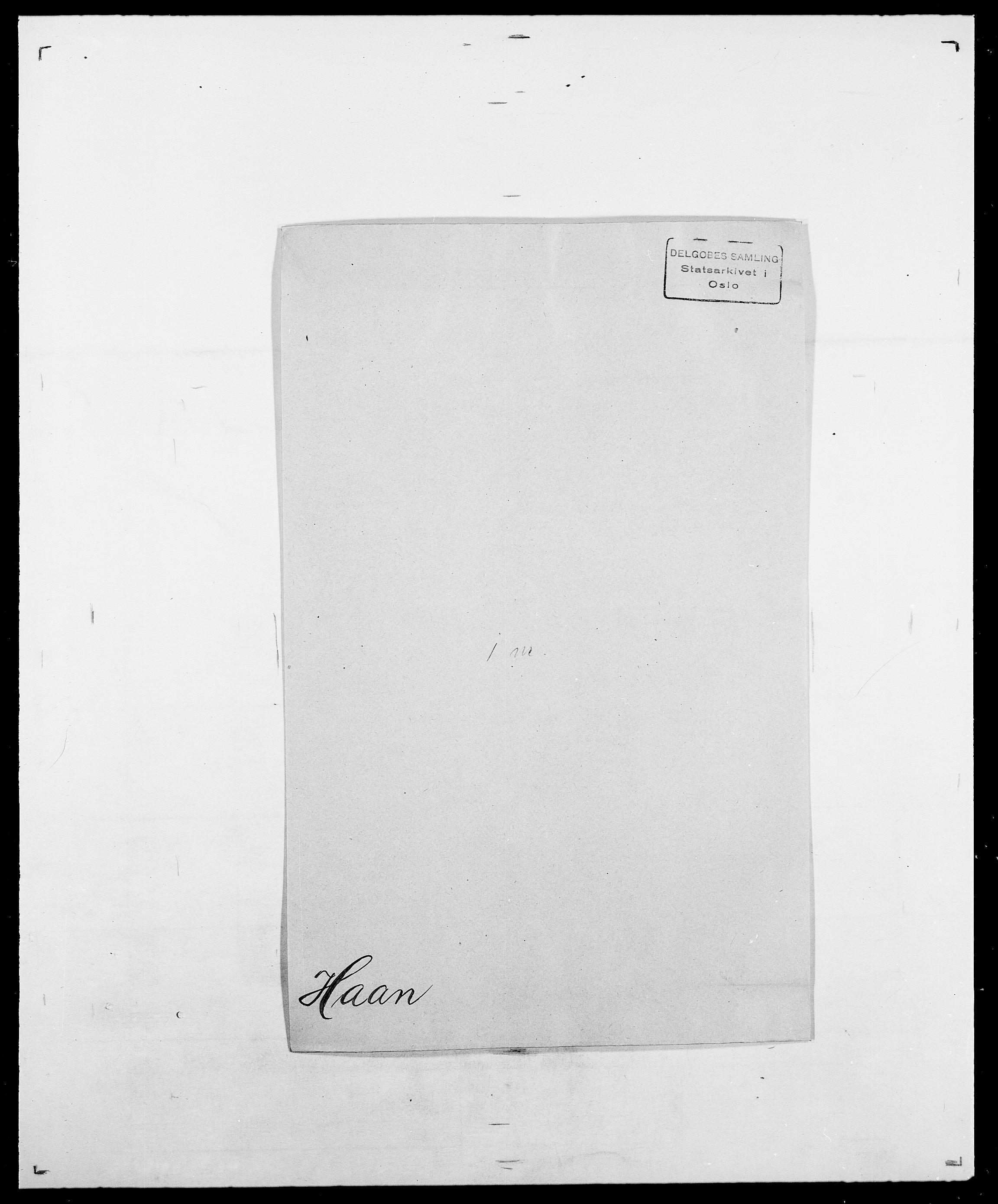 SAO, Delgobe, Charles Antoine - samling, D/Da/L0015: Grodtshilling - Halvorsæth, s. 581