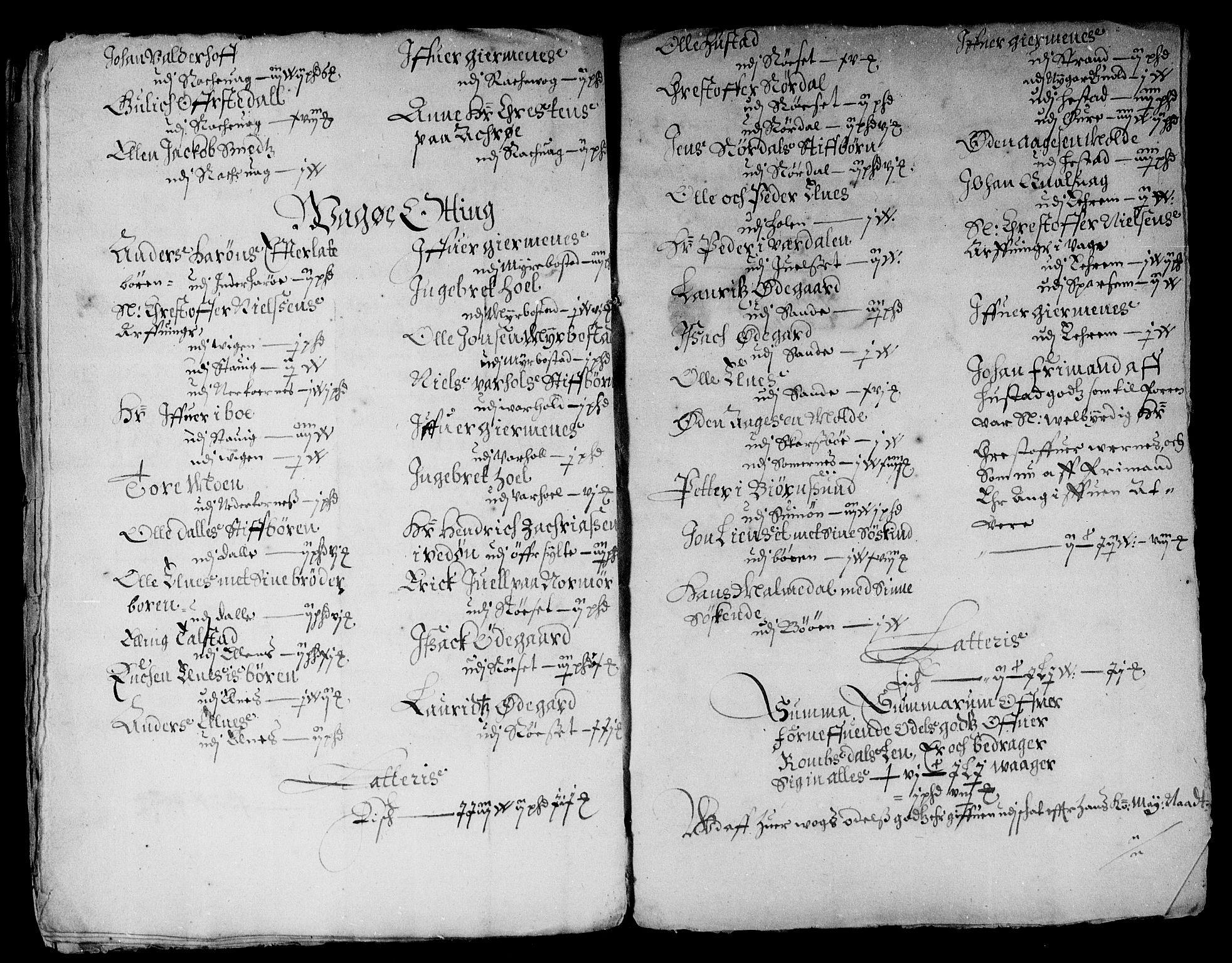 RA, Rentekammeret inntil 1814, Reviderte regnskaper, Stiftamtstueregnskaper, Trondheim stiftamt og Nordland amt, R/Rd/L0010: Trondheim stiftamt, 1664