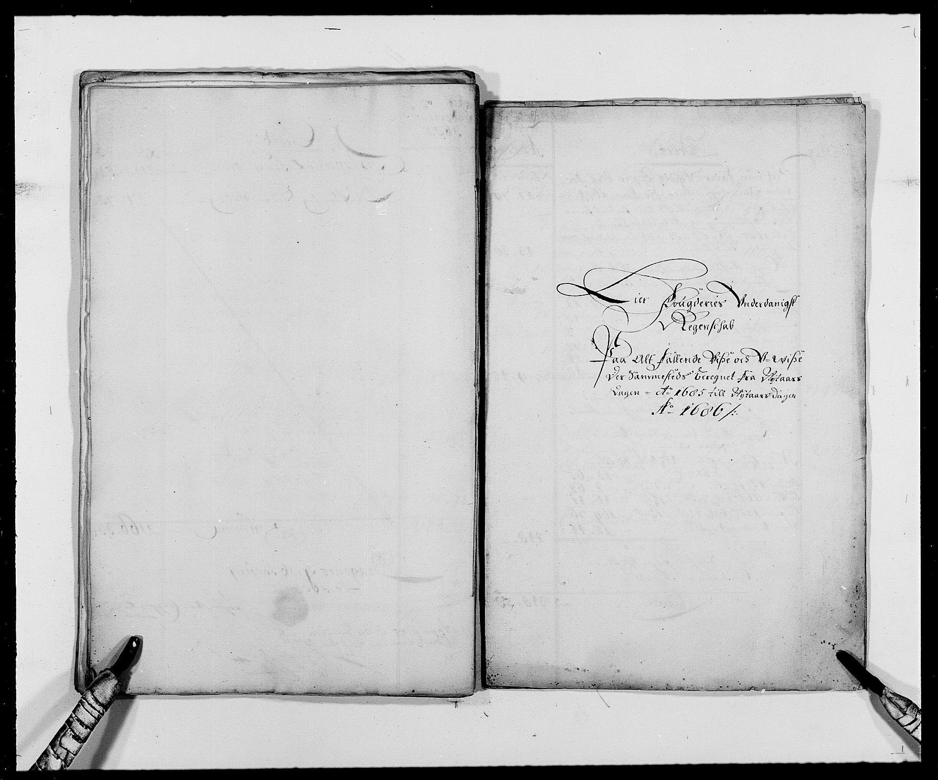RA, Rentekammeret inntil 1814, Reviderte regnskaper, Fogderegnskap, R27/L1687: Fogderegnskap Lier, 1678-1686, s. 322
