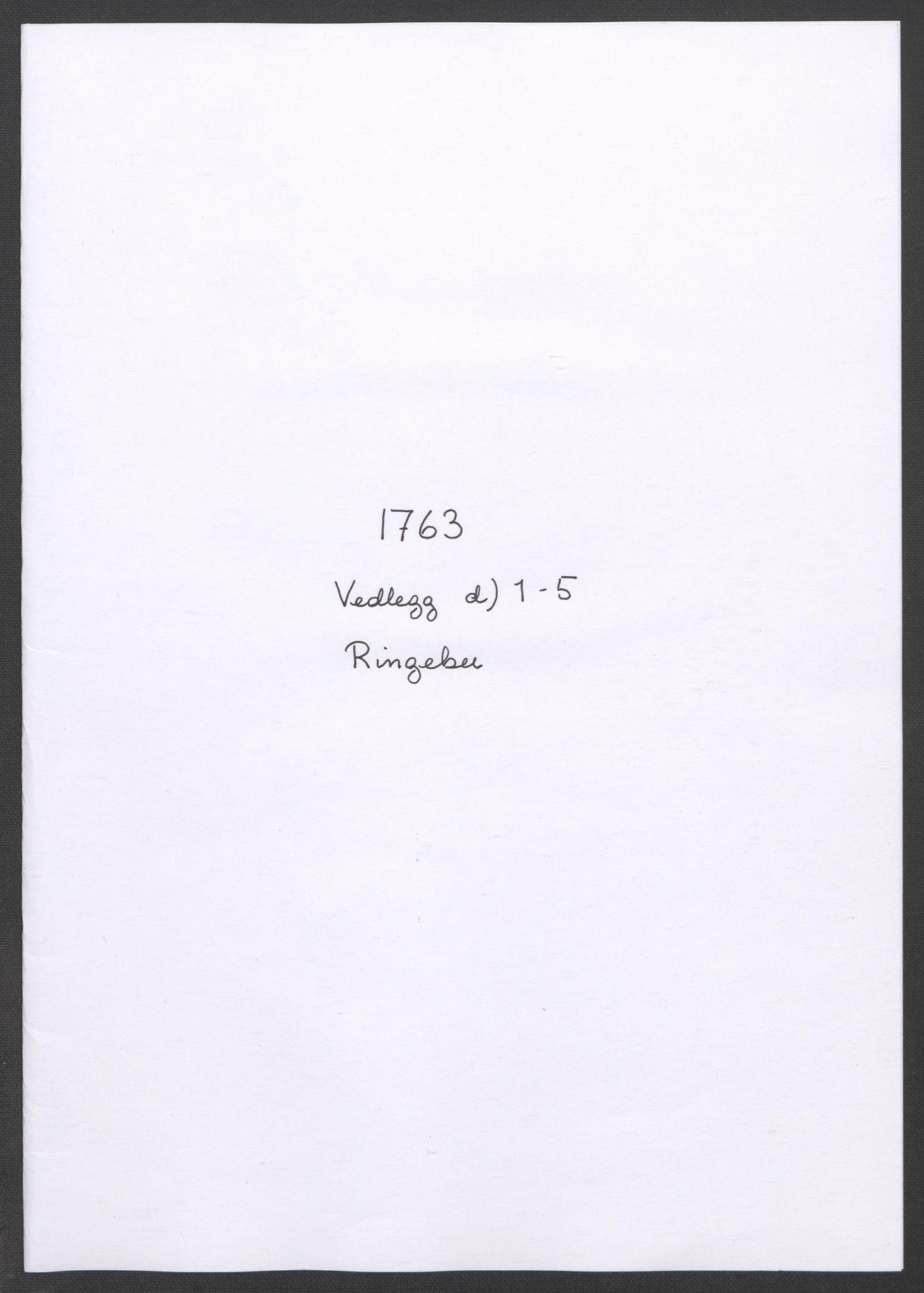 RA, Rentekammeret inntil 1814, Reviderte regnskaper, Fogderegnskap, R17/L1266: Ekstraskatten Gudbrandsdal, 1762-1766, s. 157