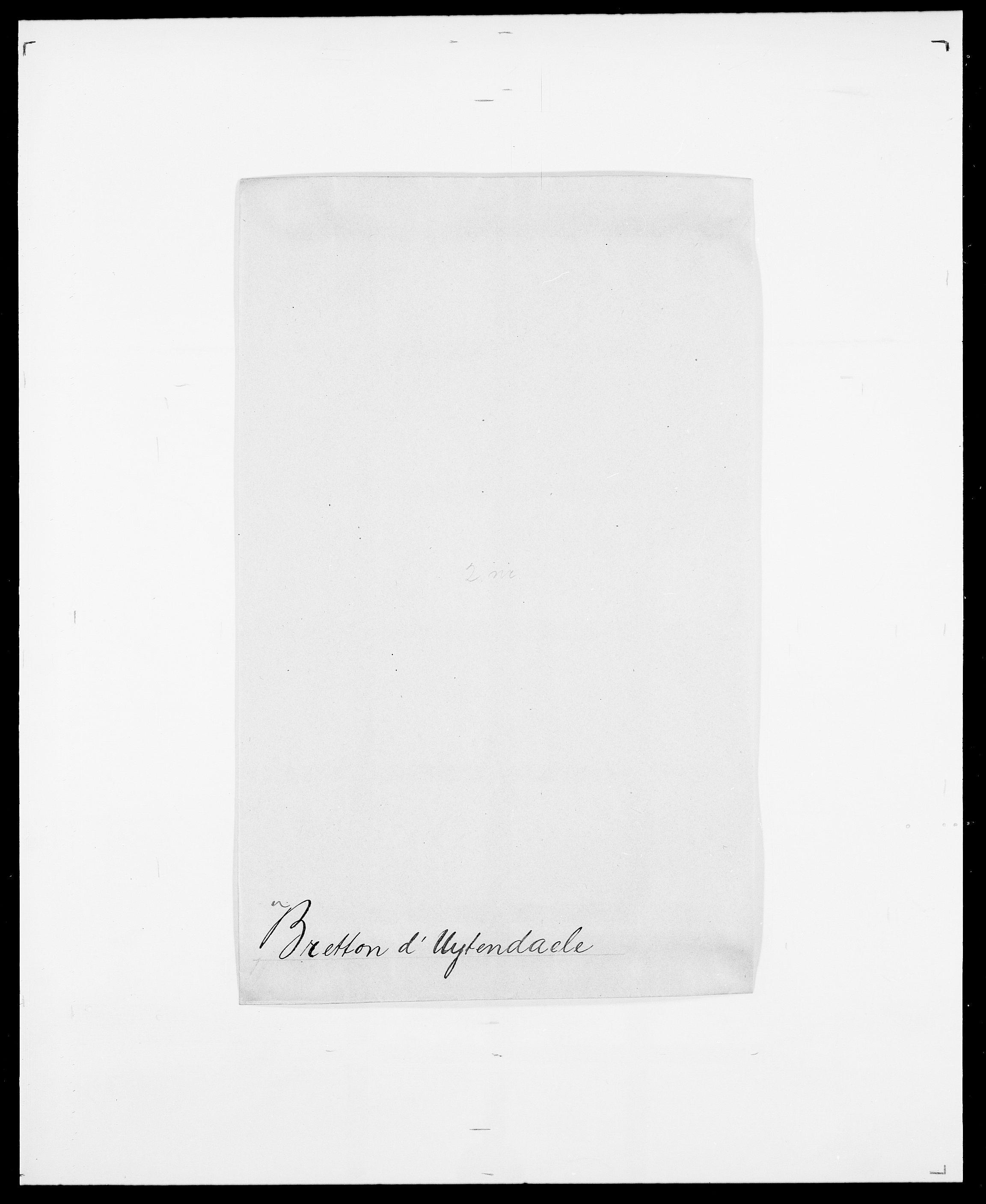 SAO, Delgobe, Charles Antoine - samling, D/Da/L0006: Brambani - Brønø, s. 341