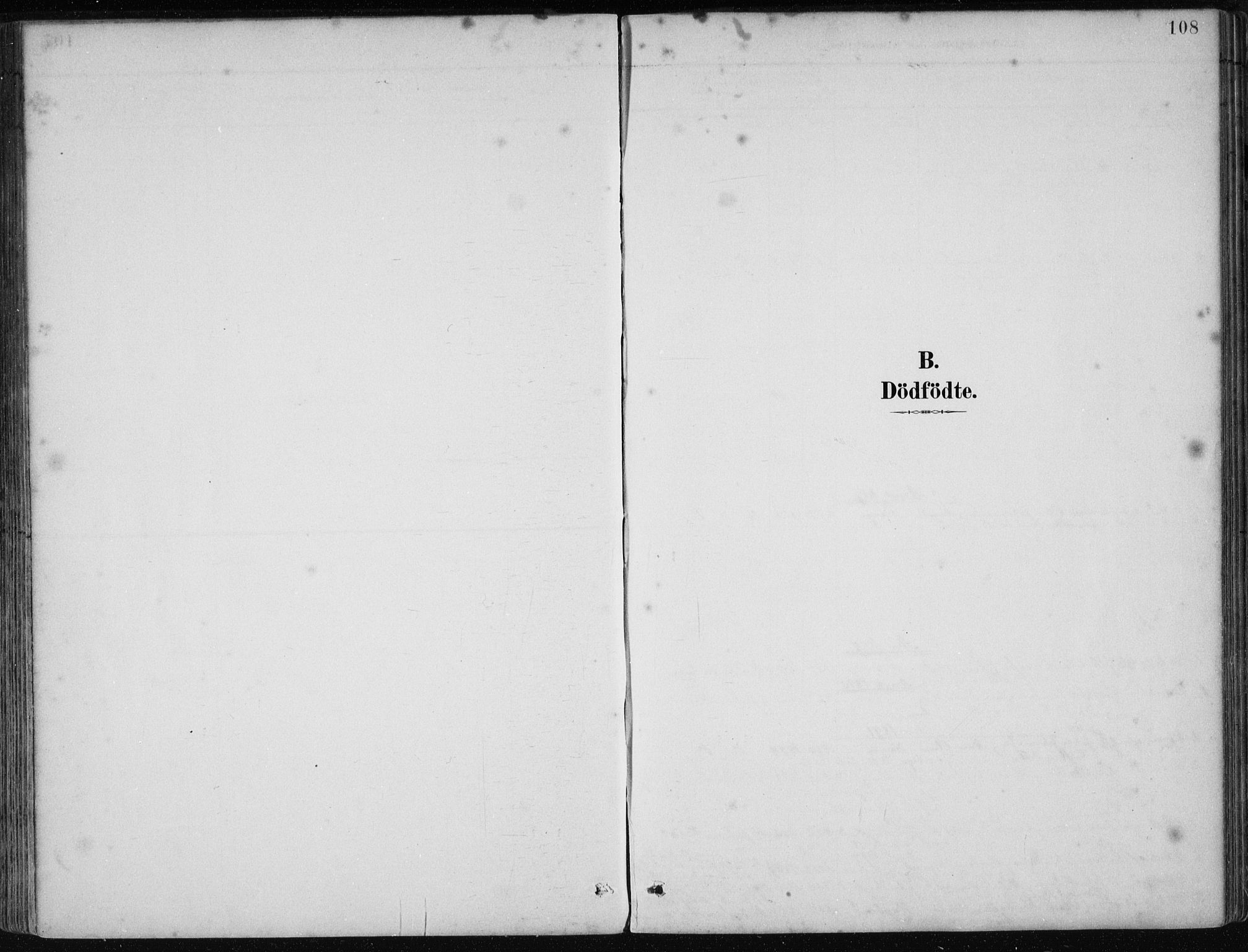 SAB, Os sokneprestembete*, Ministerialbok nr. B 1, 1885-1902, s. 108