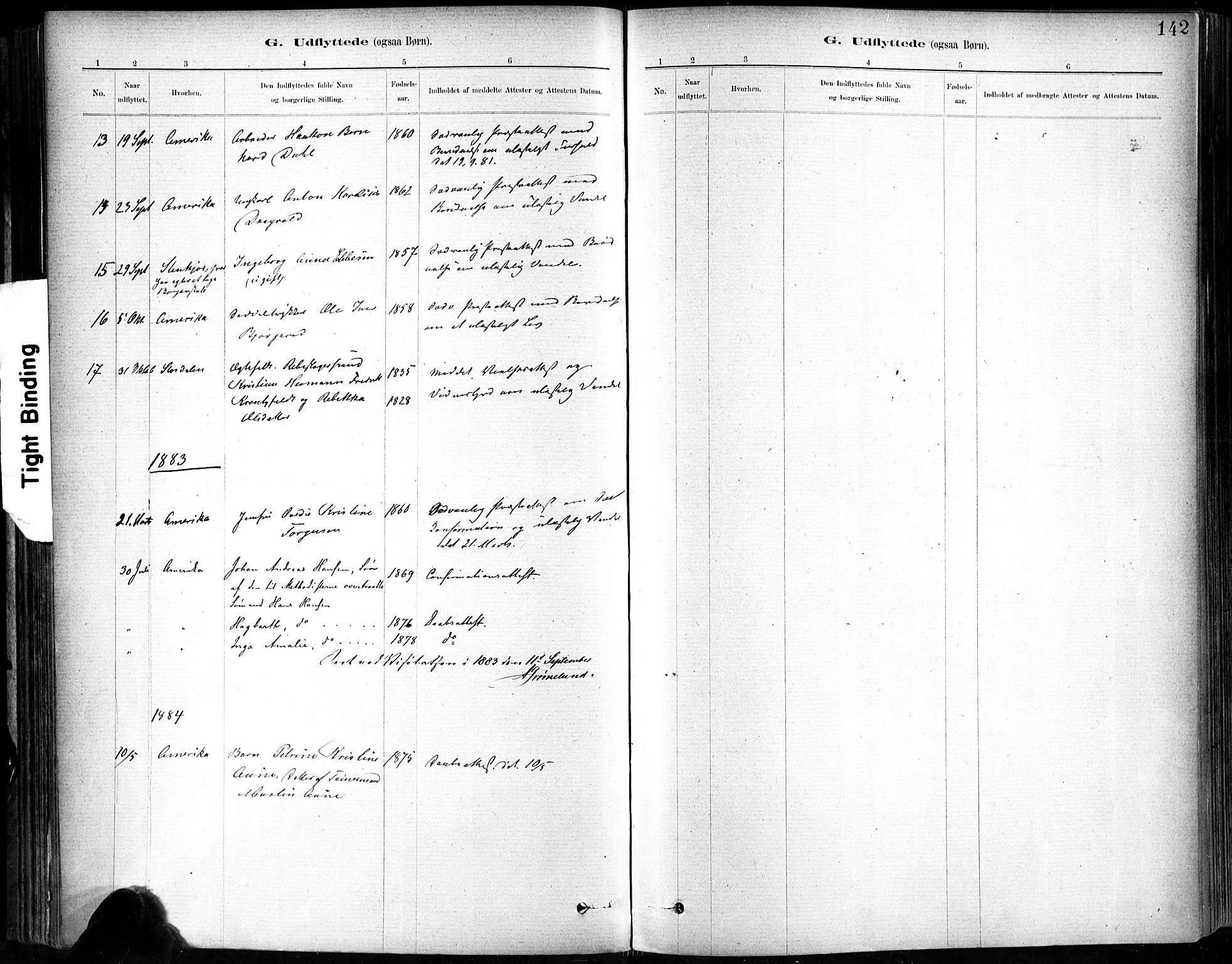 SAT, Ministerialprotokoller, klokkerbøker og fødselsregistre - Sør-Trøndelag, 602/L0120: Ministerialbok nr. 602A18, 1880-1913, s. 142