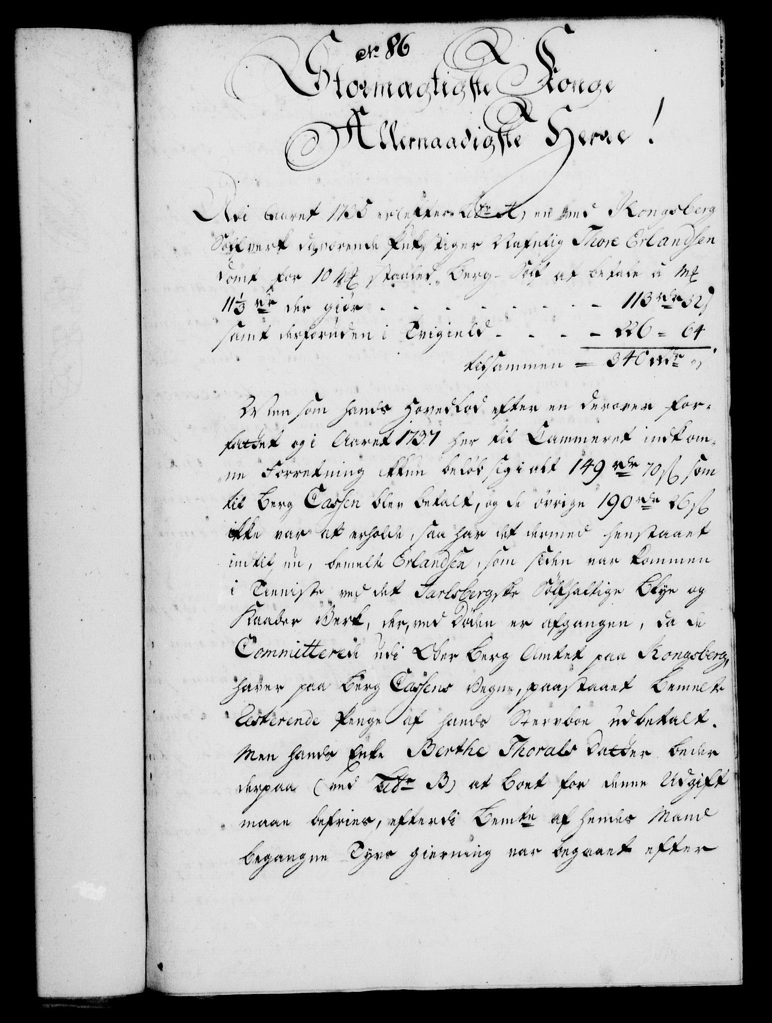 RA, Rentekammeret, Kammerkanselliet, G/Gf/Gfa/L0036: Norsk relasjons- og resolusjonsprotokoll (merket RK 52.36), 1754, s. 509